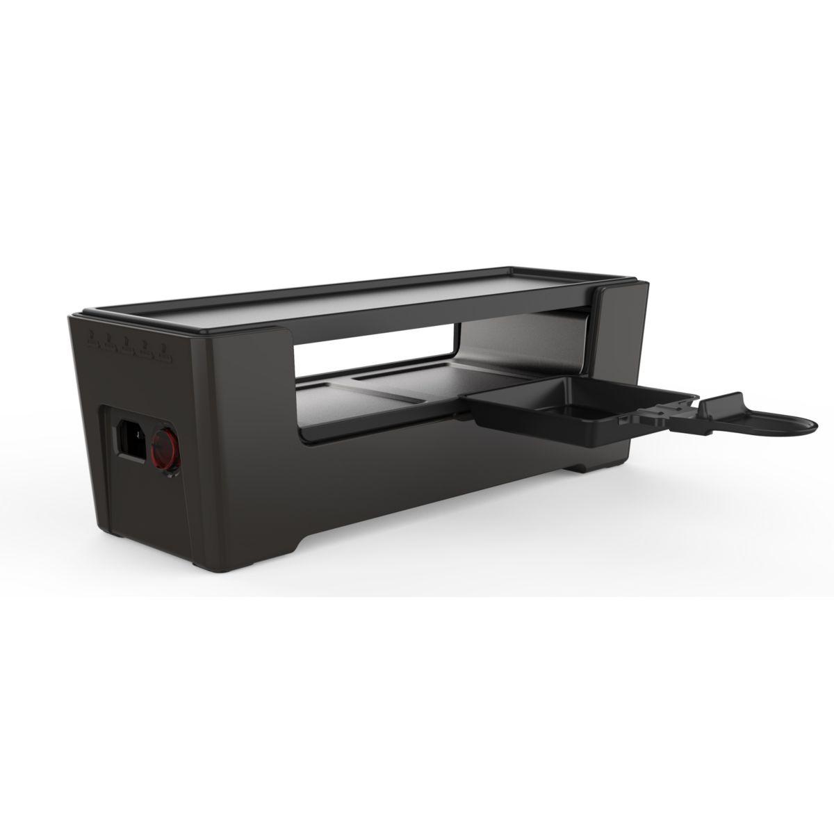 Raclette ESSENTIELB Multiplug noir