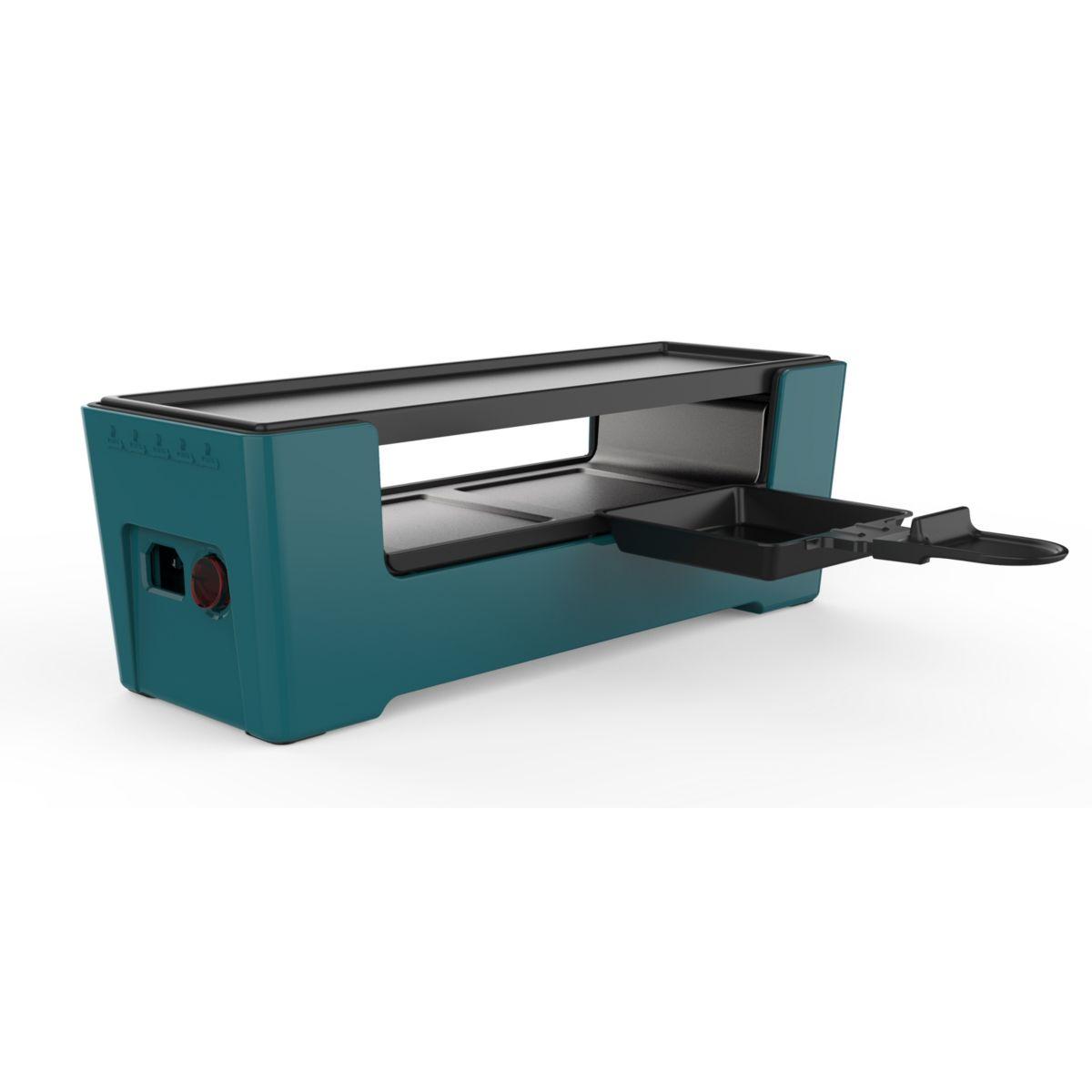 Raclette ESSENTIELB Multiplug bleu