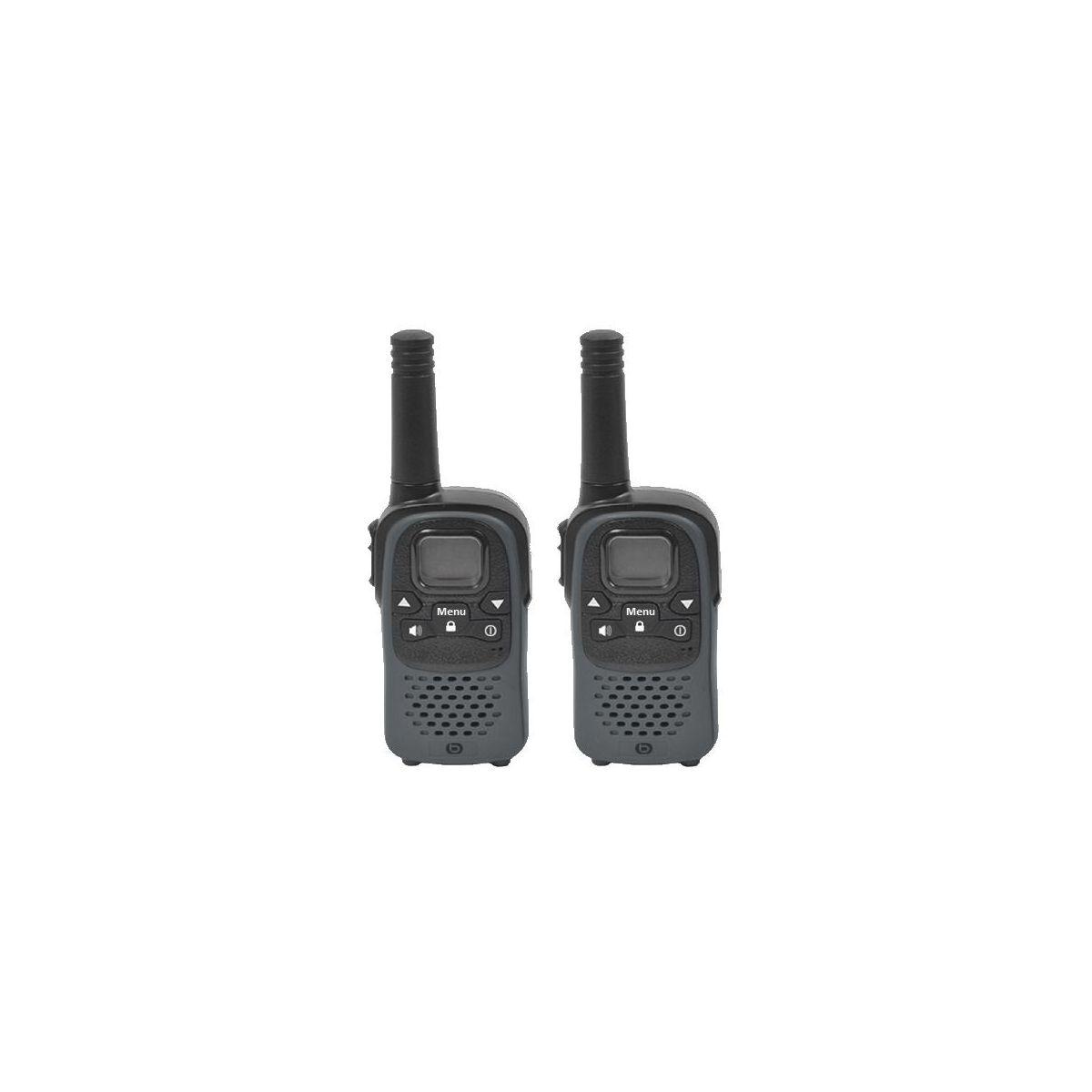 Talkie walkie ESSENTIELB TALK & WALK Gris (photo)