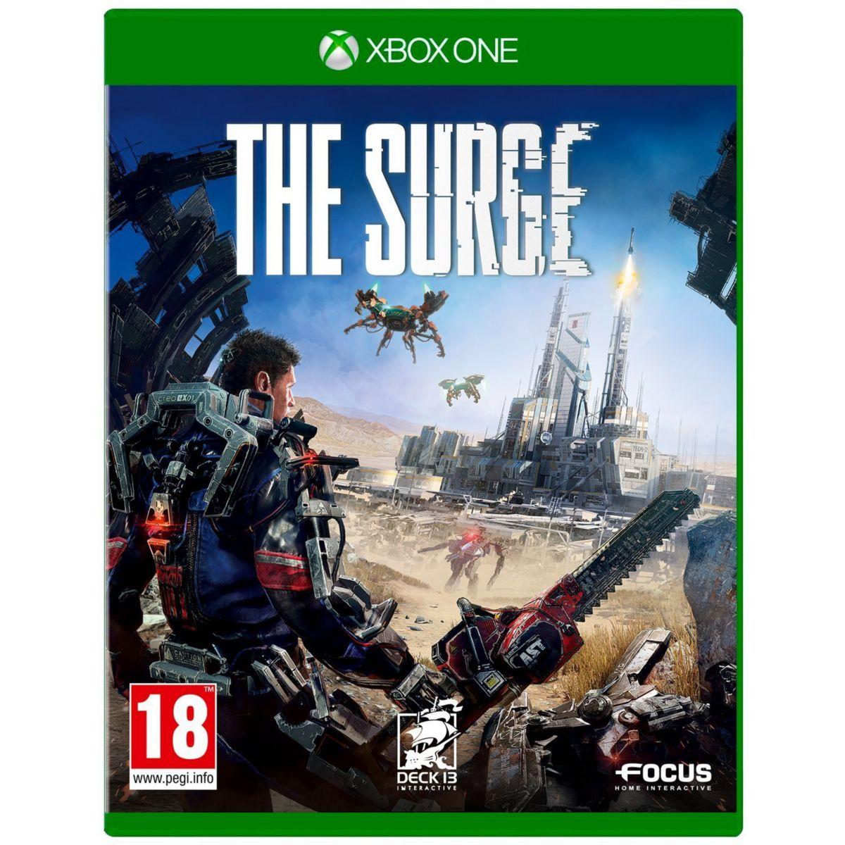 Jeu Xbox One FOCUS The Surge
