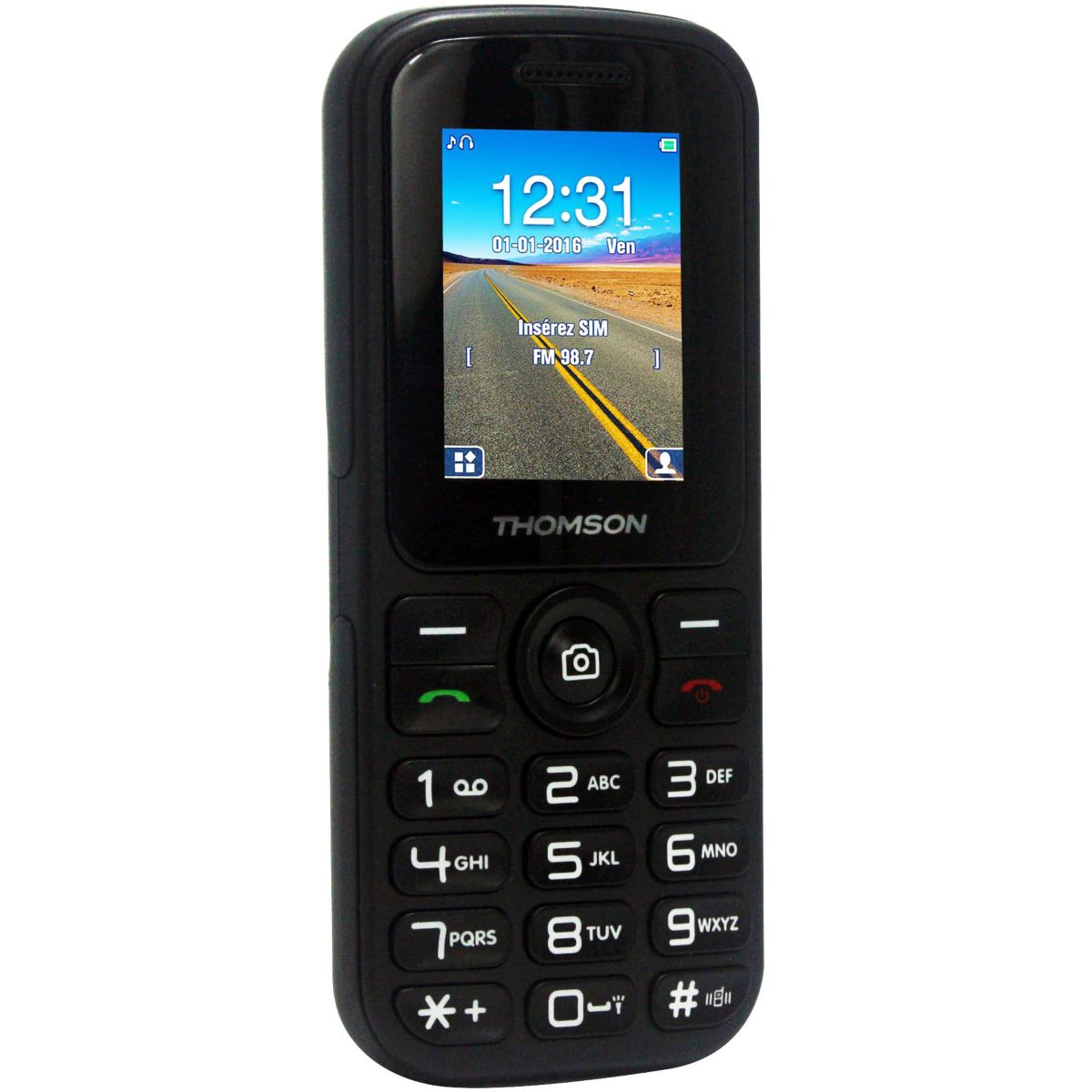 Mobile THOMSON Tlink 18 Noir