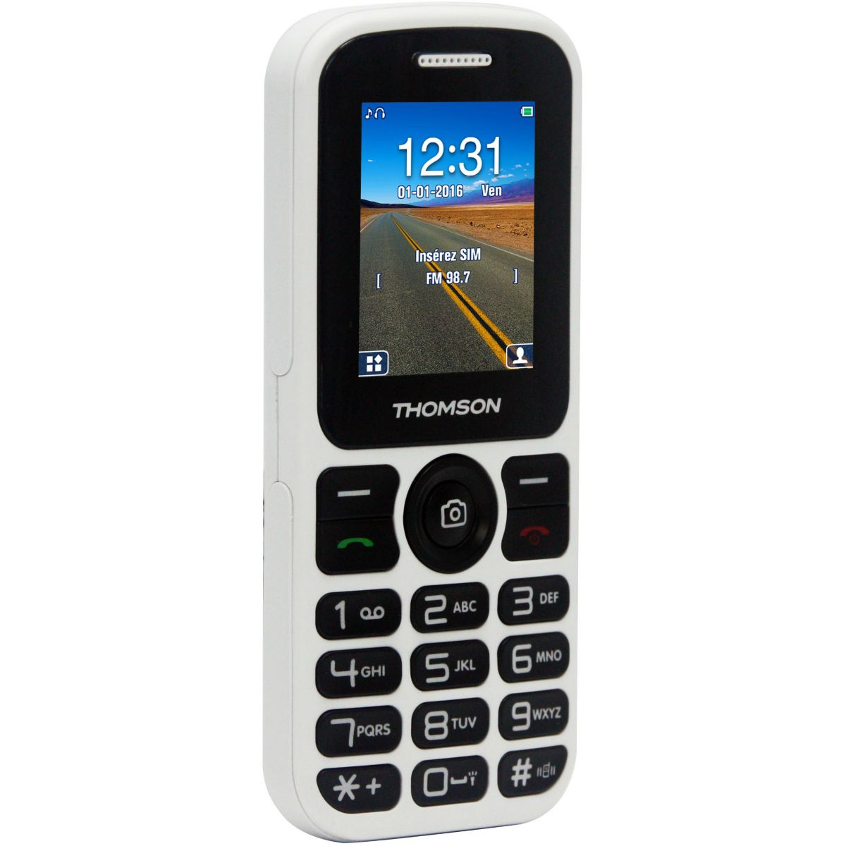 Mobile THOMSON Tlink 18 Blanc