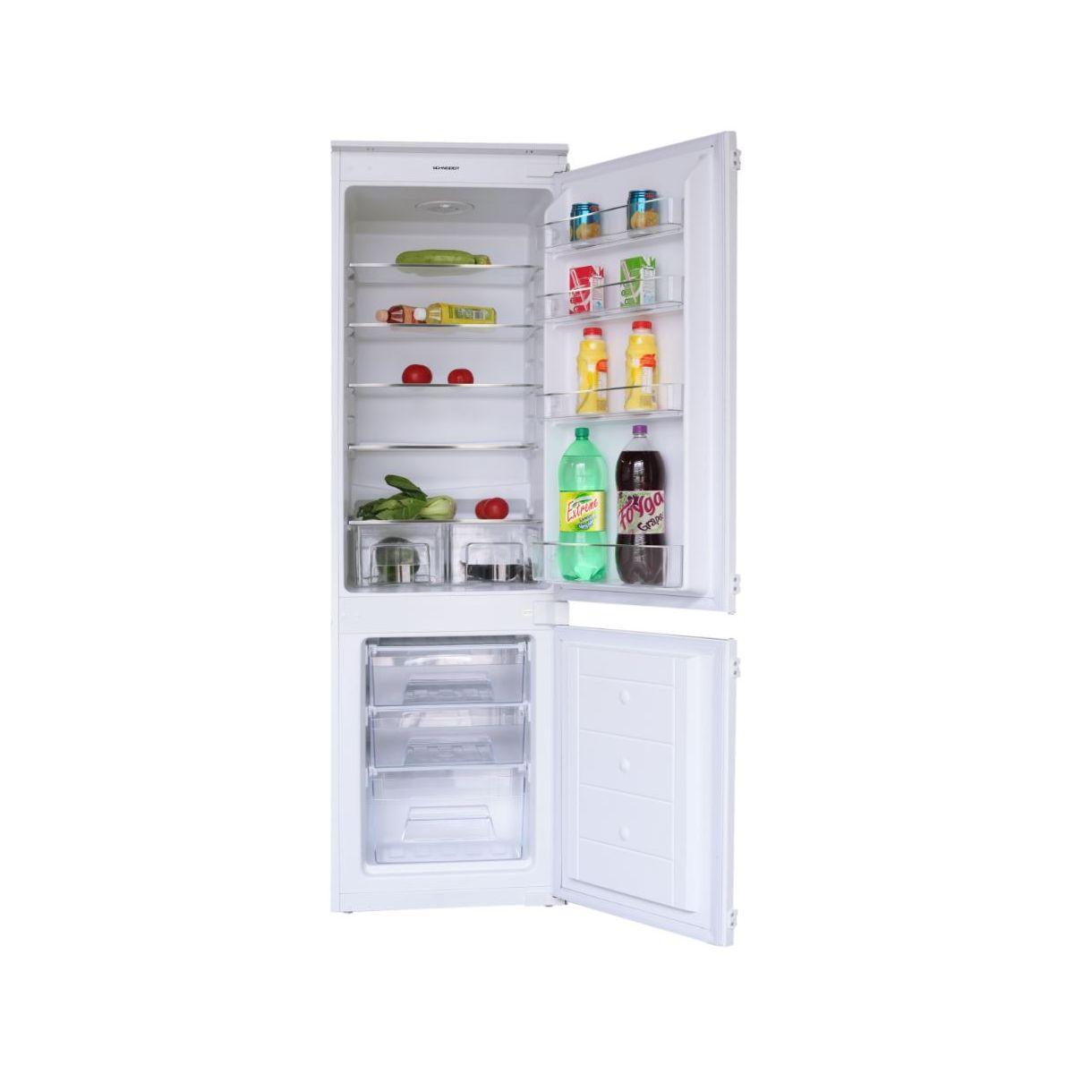 Réfrigérateur combiné encastrable SCHNEIDER SCRC771ASS