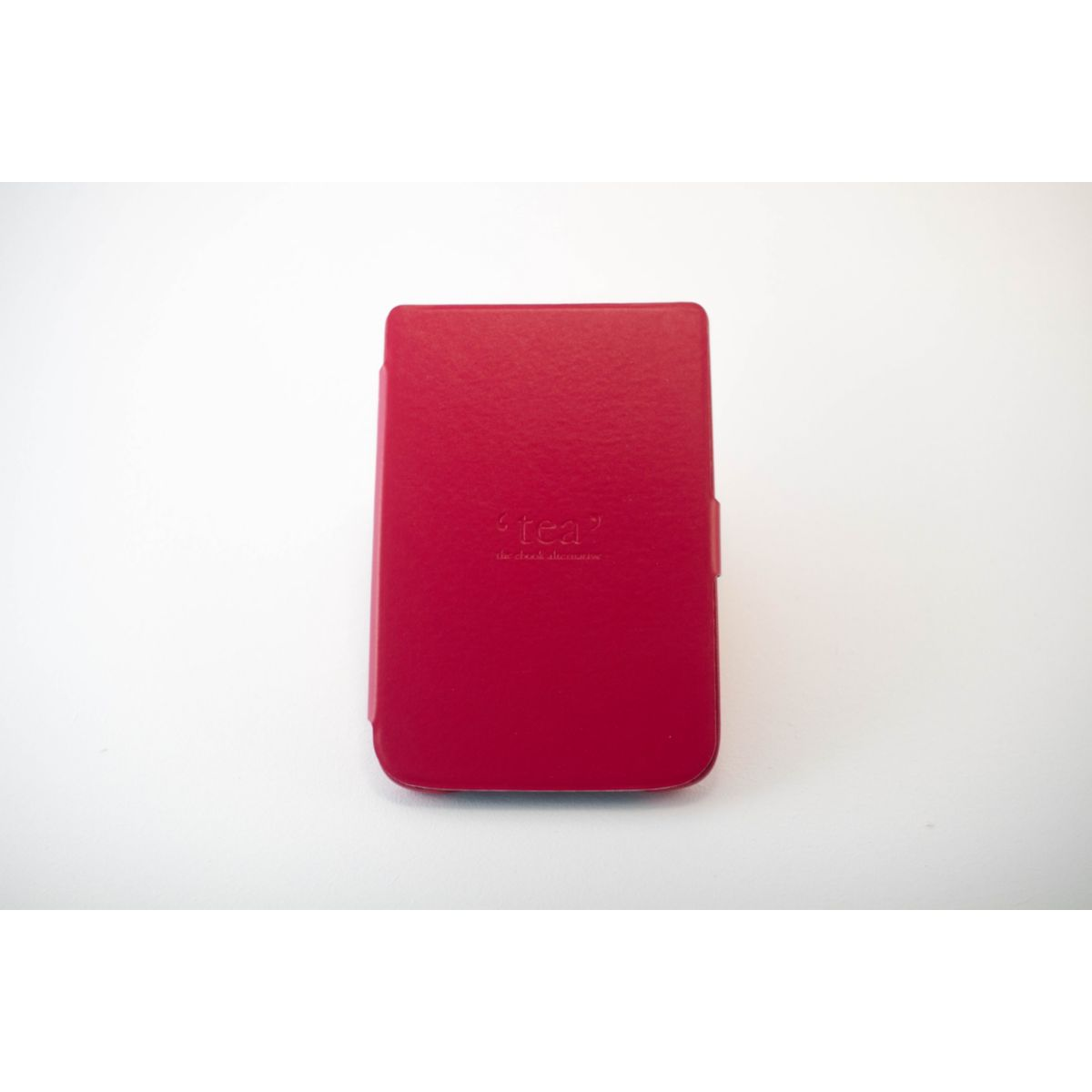 Housse TEA Touch Lux 3 rouge (photo)