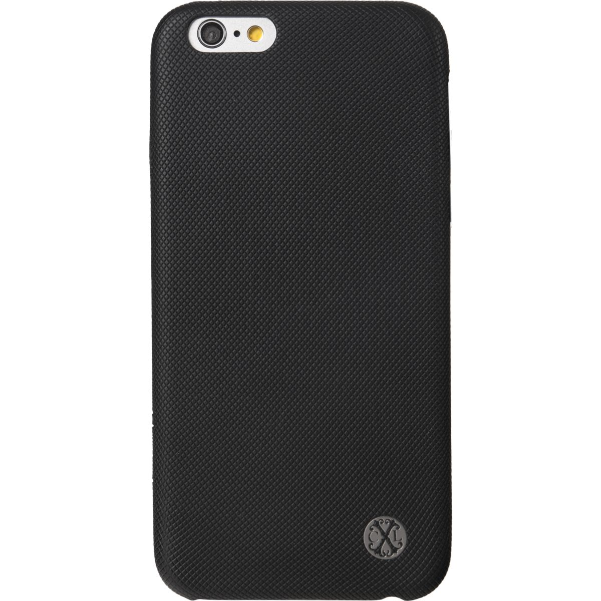 Coque CHRISTIAN LACROIX slim fit iPhone 6/6s noir