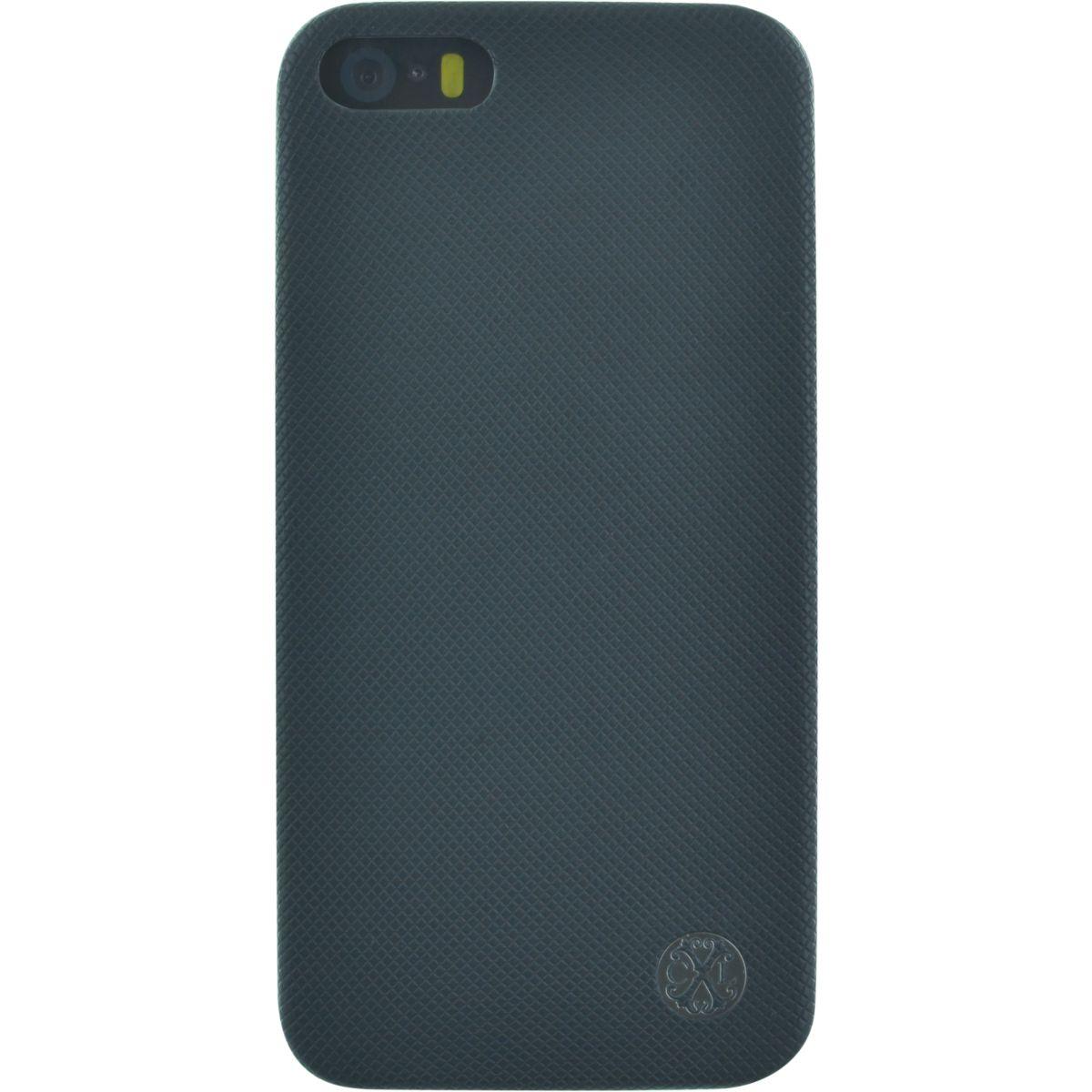 Coque CHRISTIAN LACROIX Slim Fit iPhone 5S/SE noire