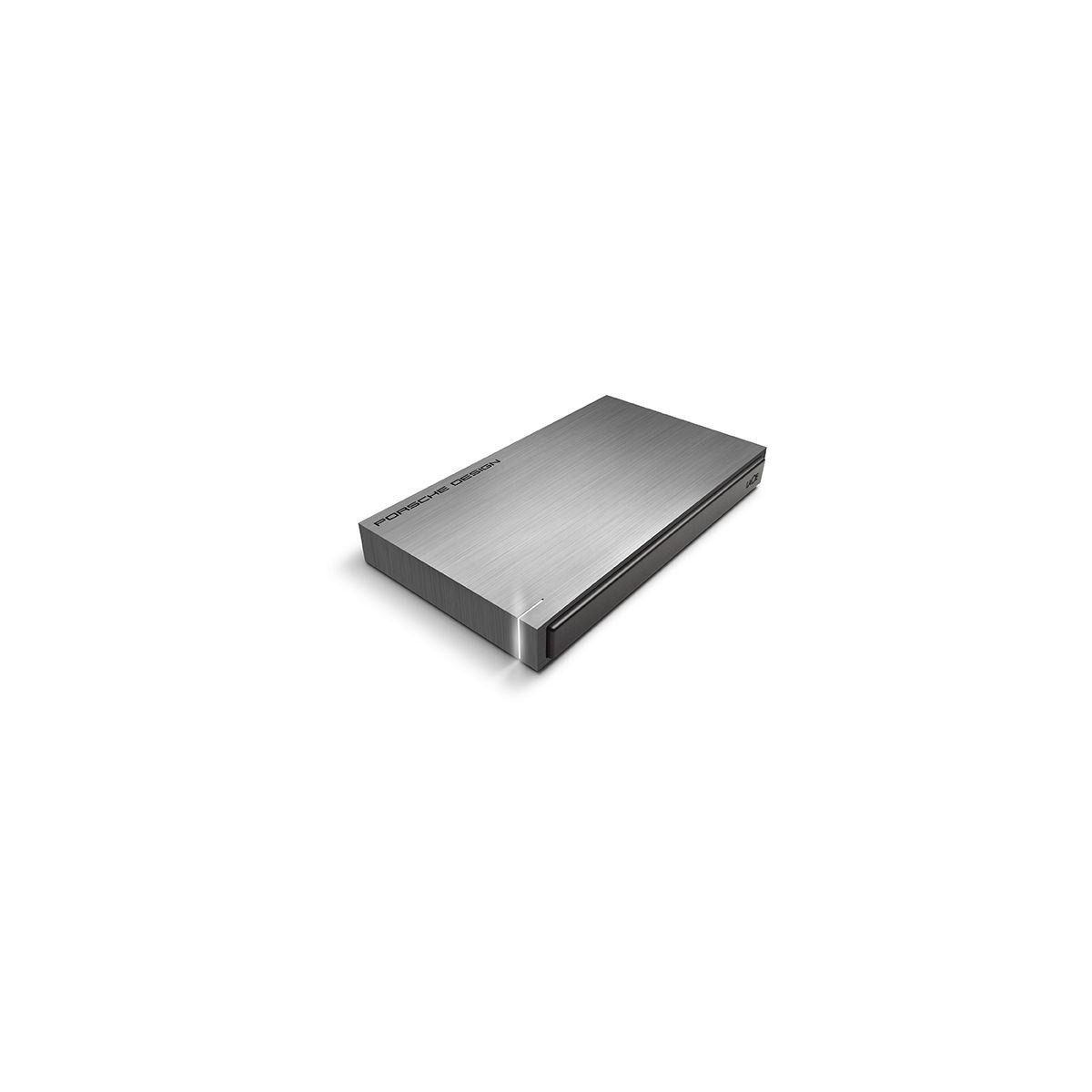 Disque dur externe de poche LACIE 301998 2,5 USB 3.0 Porsche Design 500Go