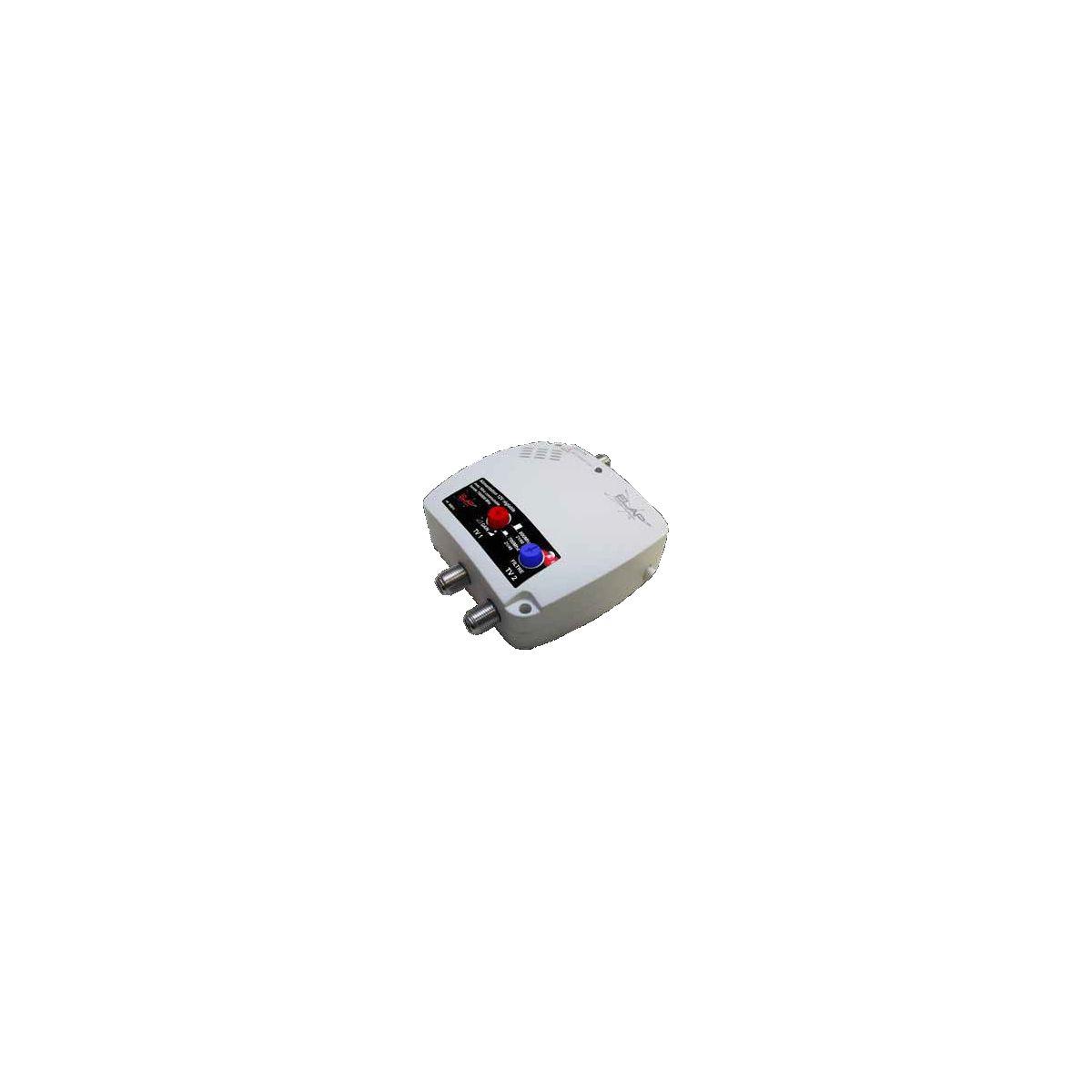Amplificateur ELAP commutable 700mhz gain régl. (photo)