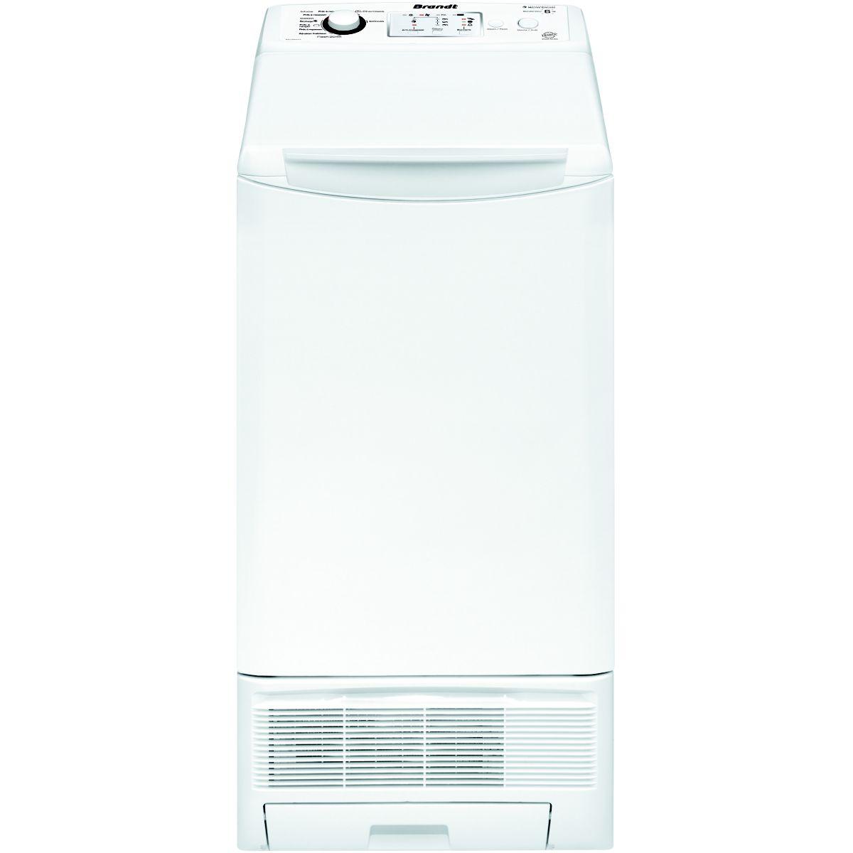 Sèche linge à condensation BRANDT BDT 562AL