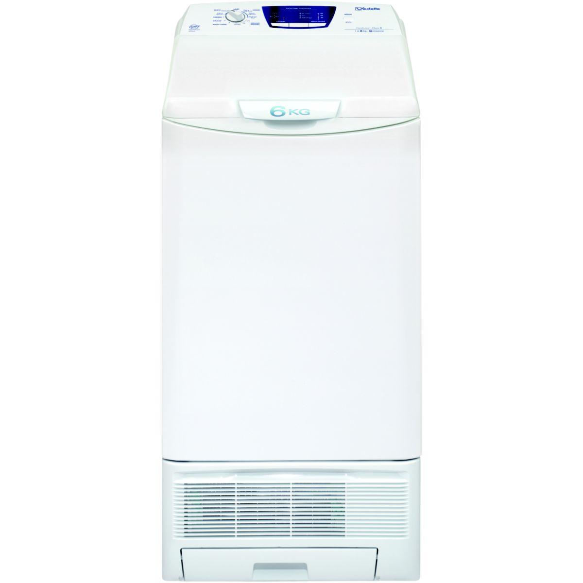 Sèche-linge à condensation VEDETTE VST 562XL 6kg