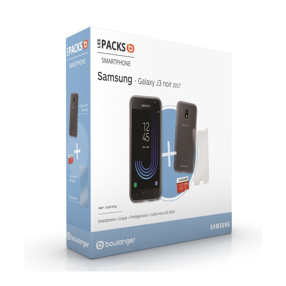 Smartphone SAMSUNG Pack J3 2017