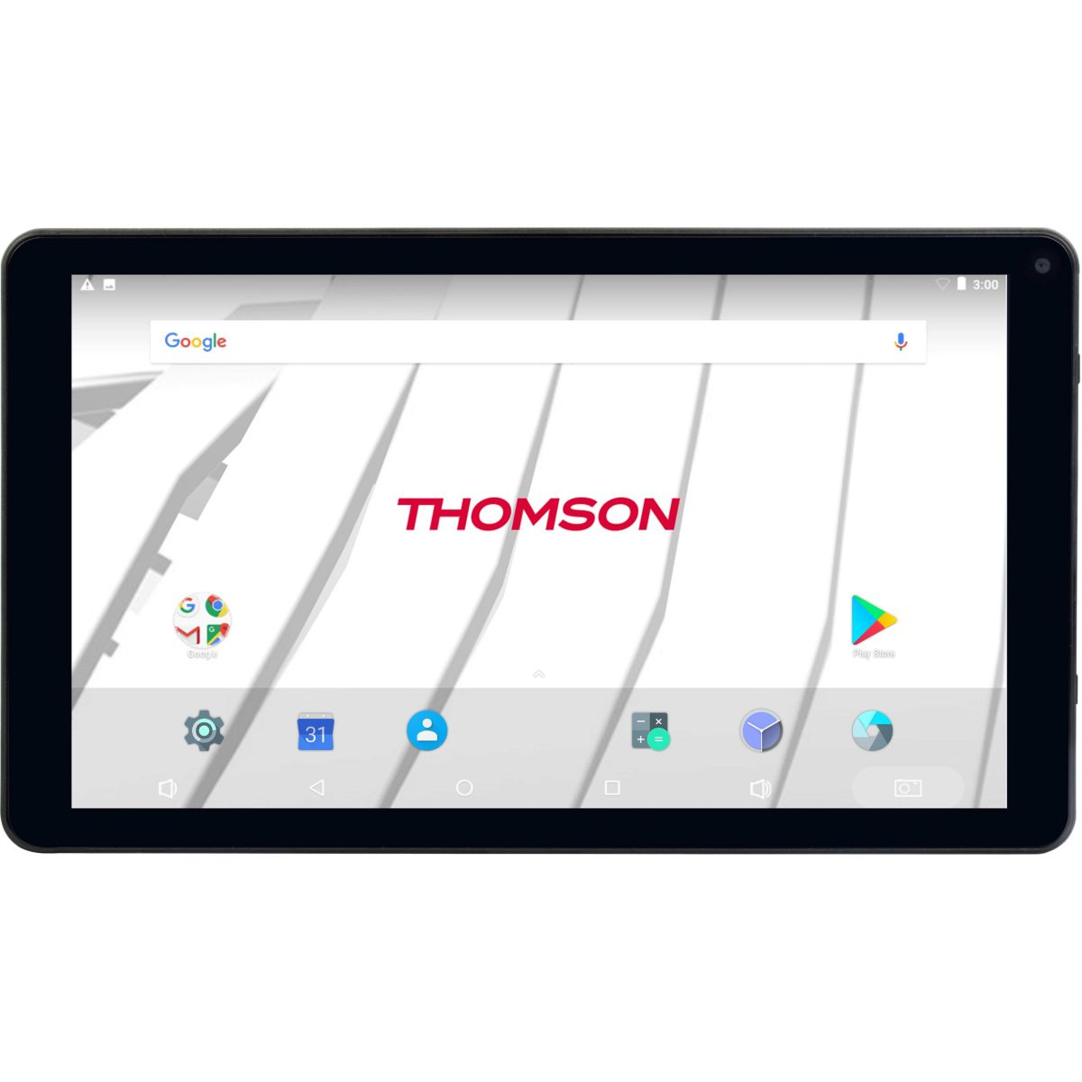 Tablette Android THOMSON TEO 10'' noir