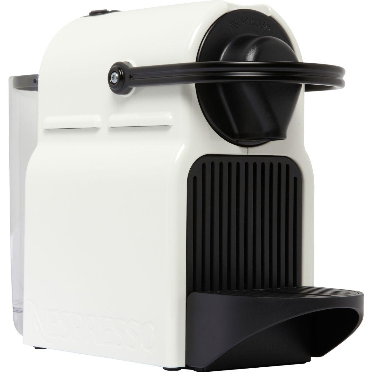 Nespresso KRUPS Inissia Pure White YY1530FD