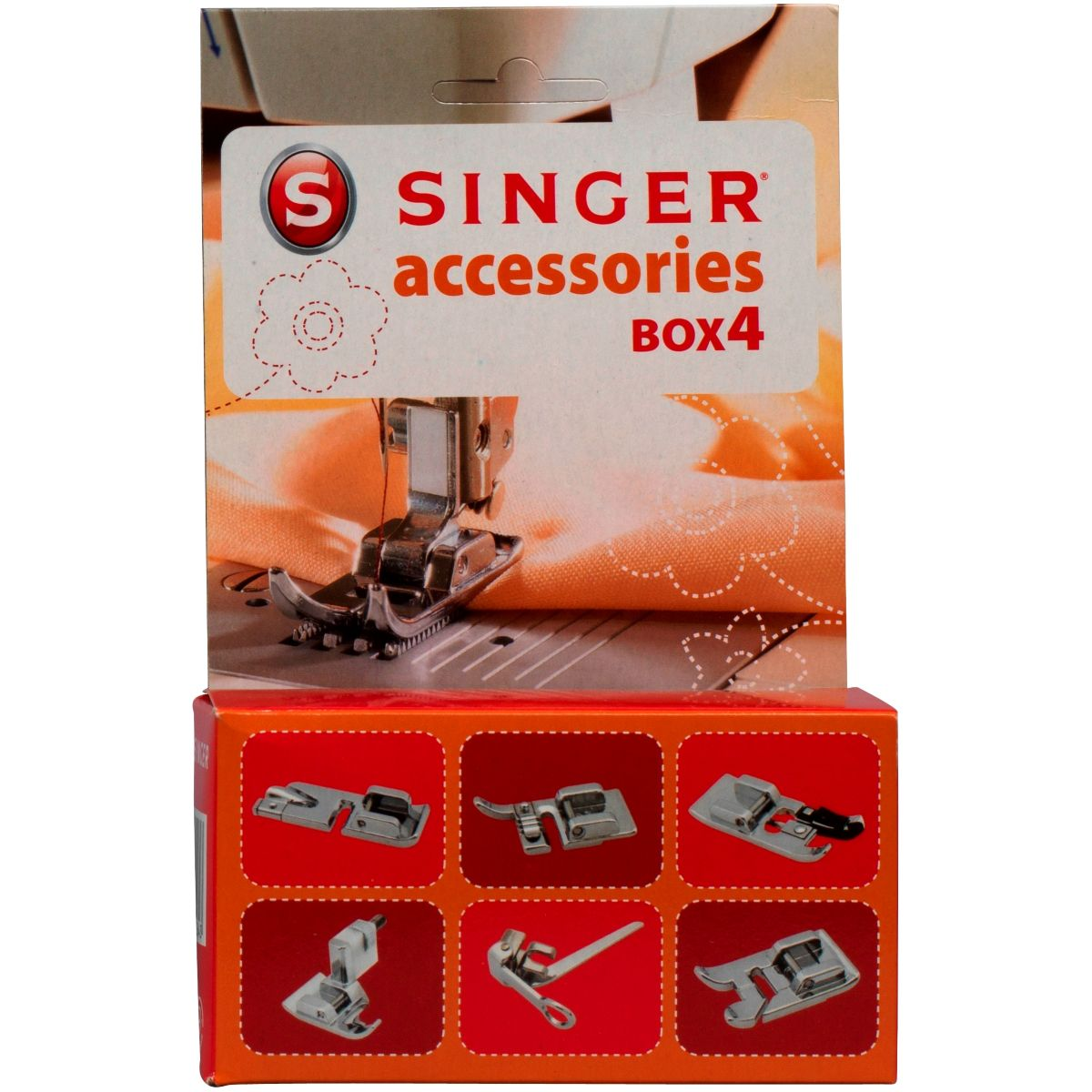 Ciseaux SINGER Box4 (photo)
