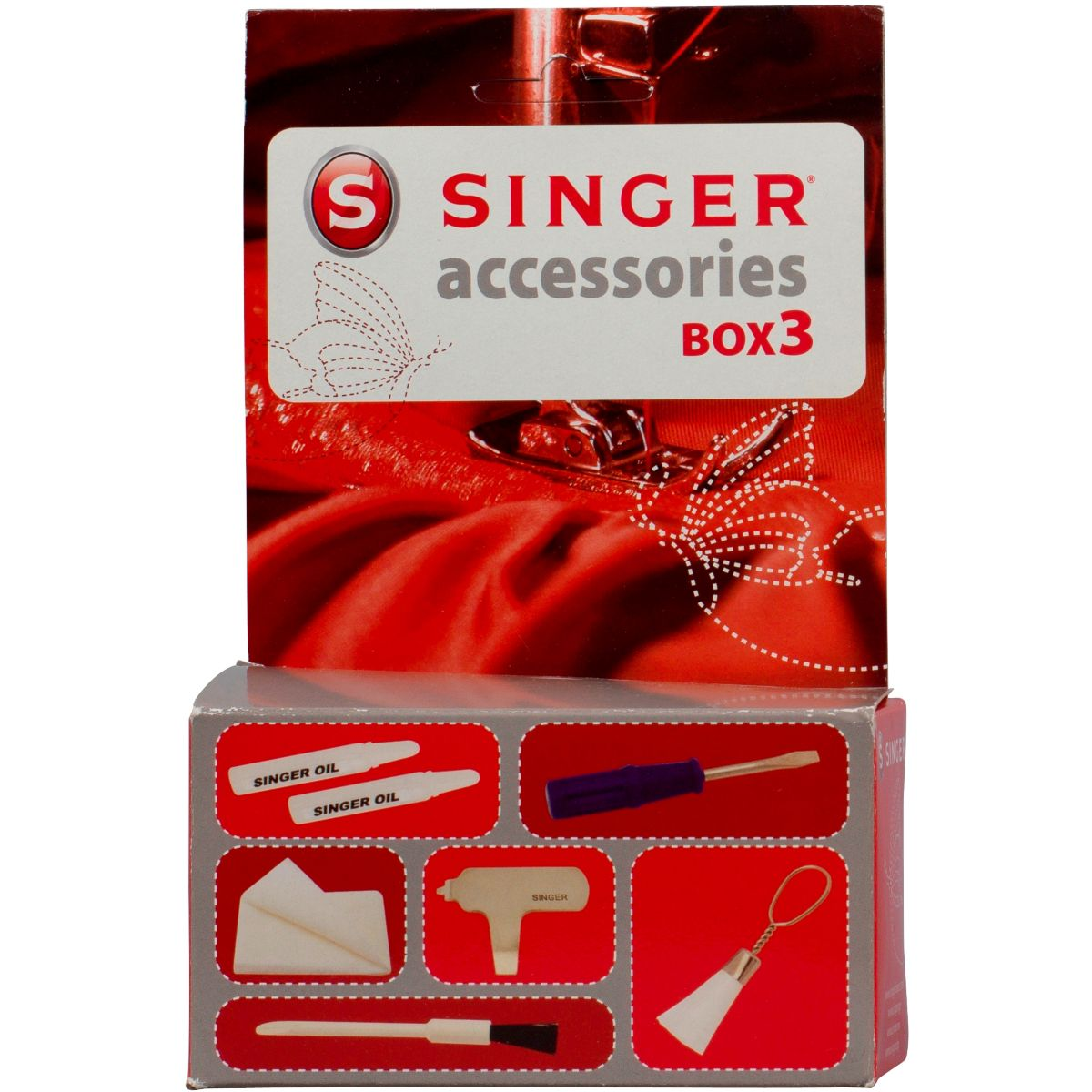 Ciseaux SINGER Box3 (photo)