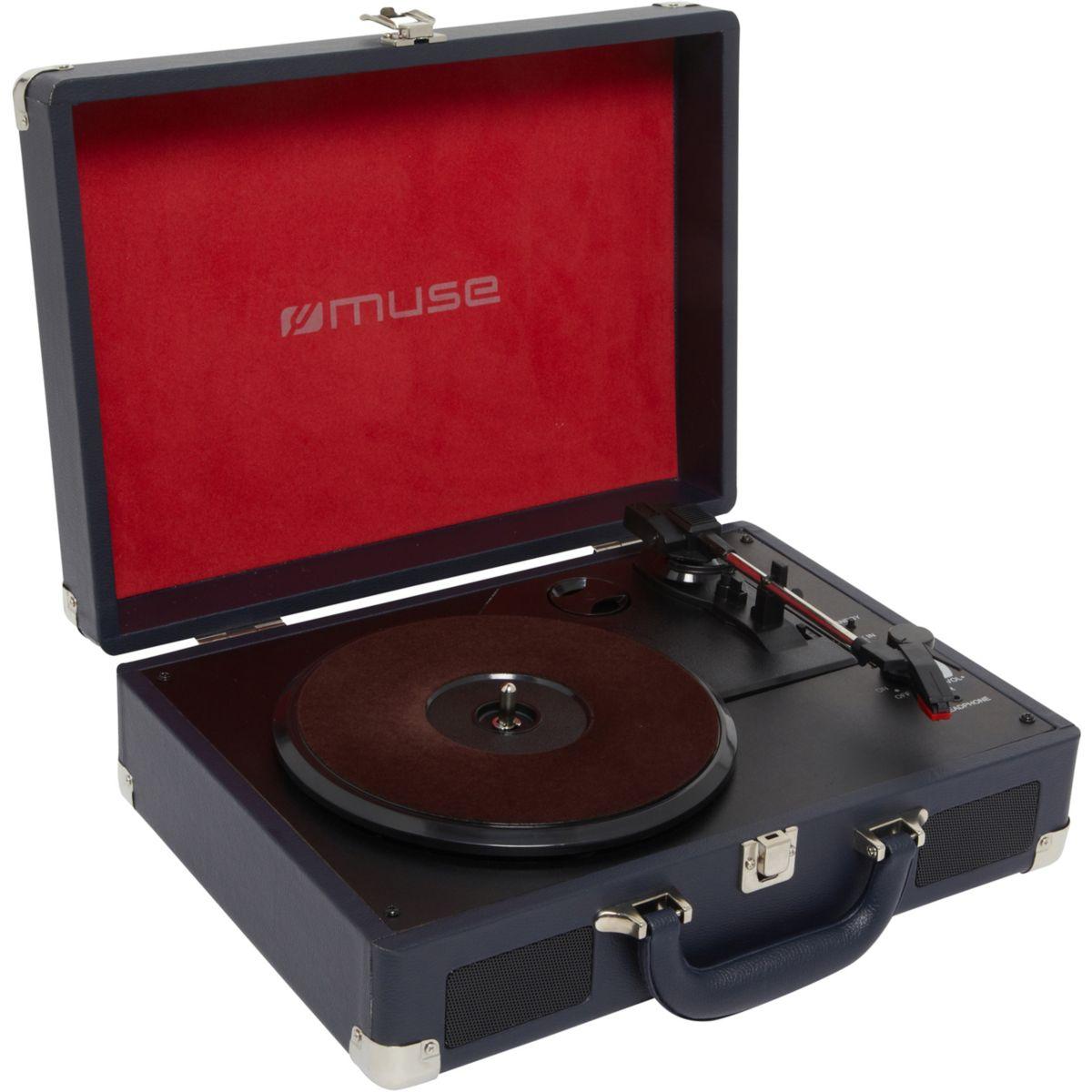 Platine vinyle MUSE MT-101DB