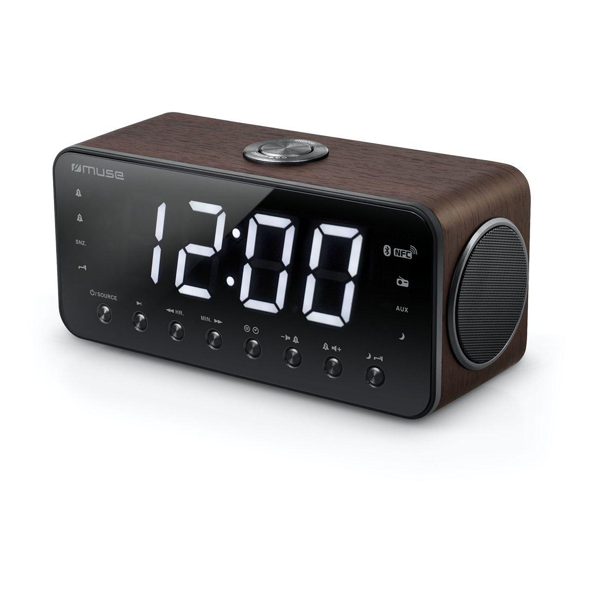 Radio réveil MUSE M-196 DWT