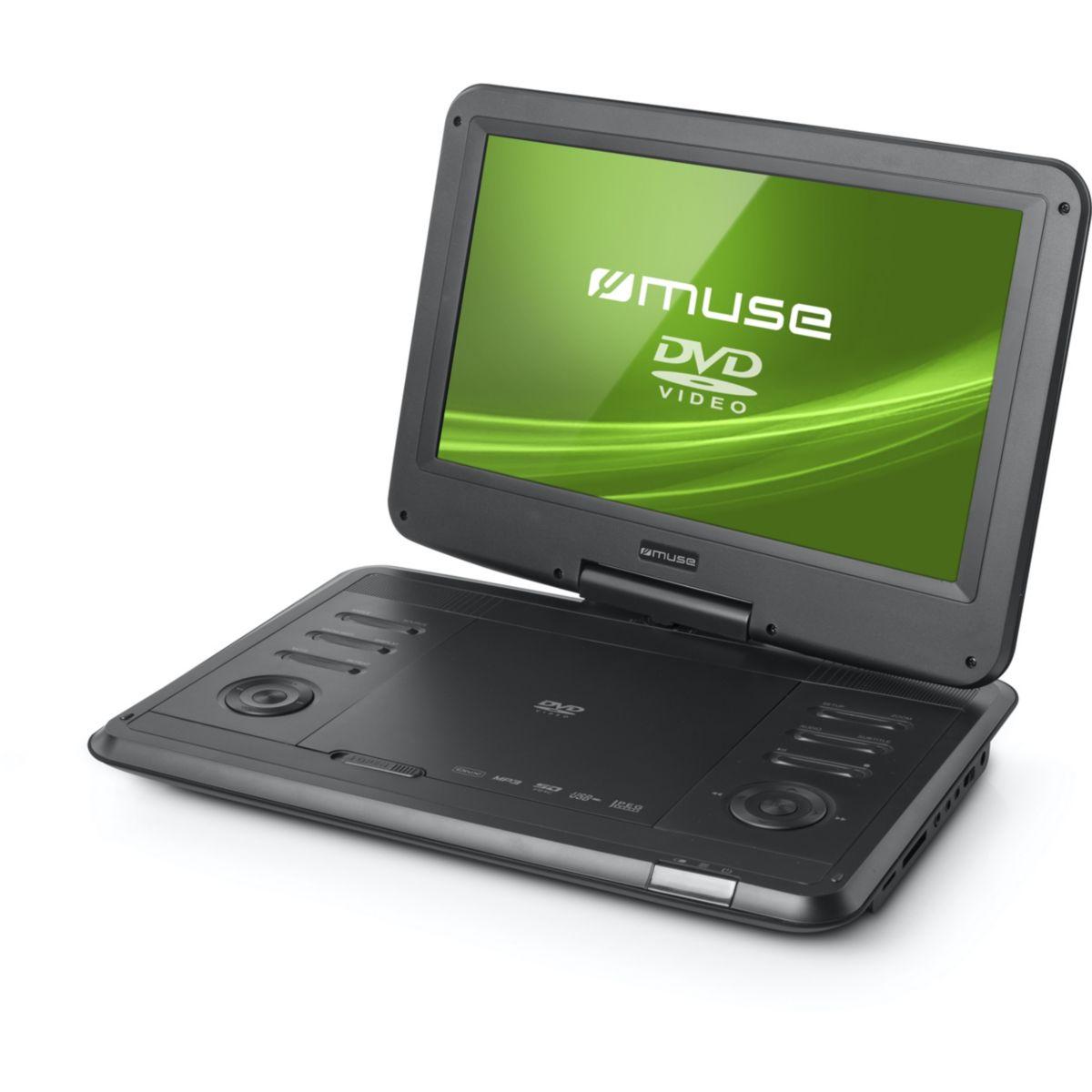 DVD Portable MUSE M-1270 DP