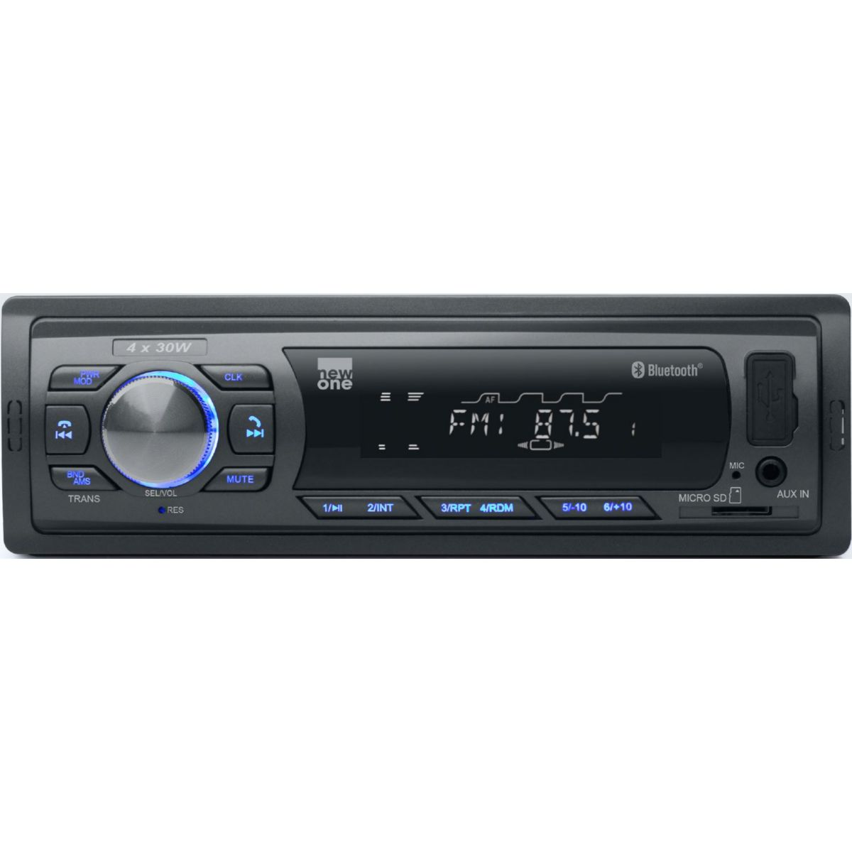 Autoradio MP3 NEWONE AR-380 BT (photo)