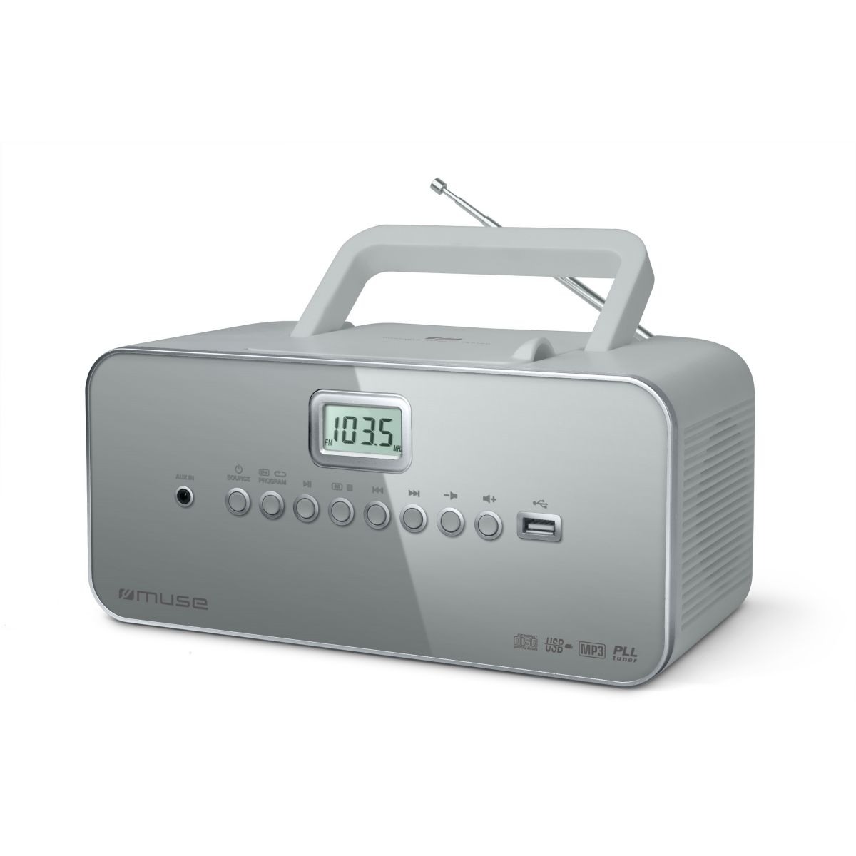 Radio CD MUSE M-28 LG