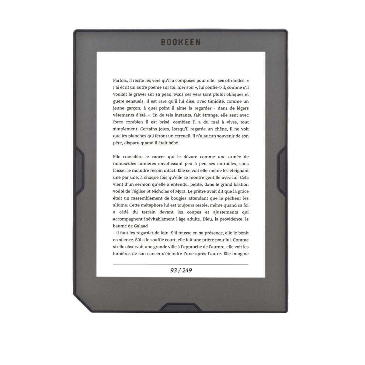 e-book BOOKEEN Cybook Muse HD (photo)