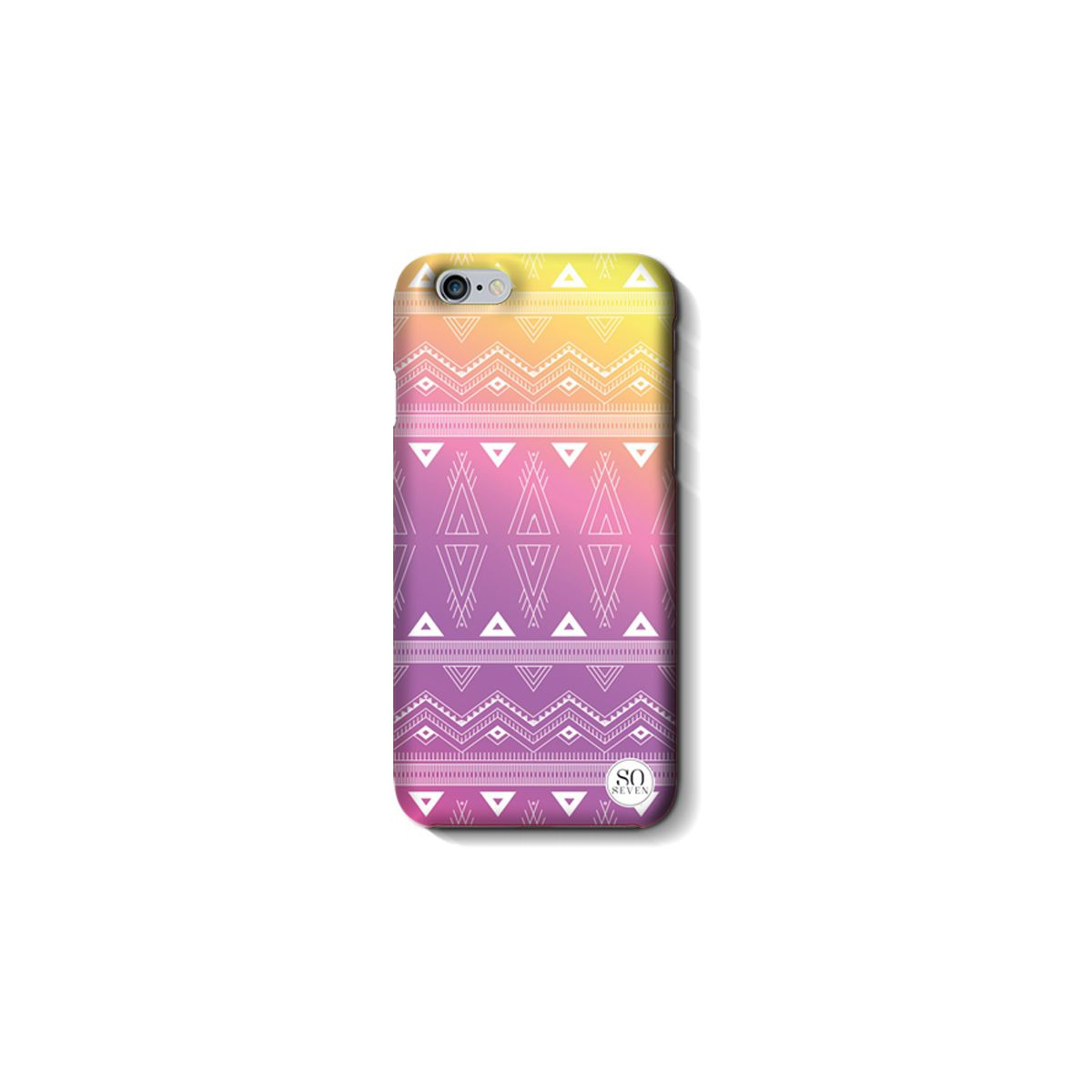Coque SO SEVEN iPhone 6/6S Paradise Island Diamond