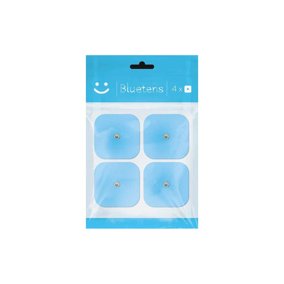 Electrode BLUETENS Pack de 4 electrodes S
