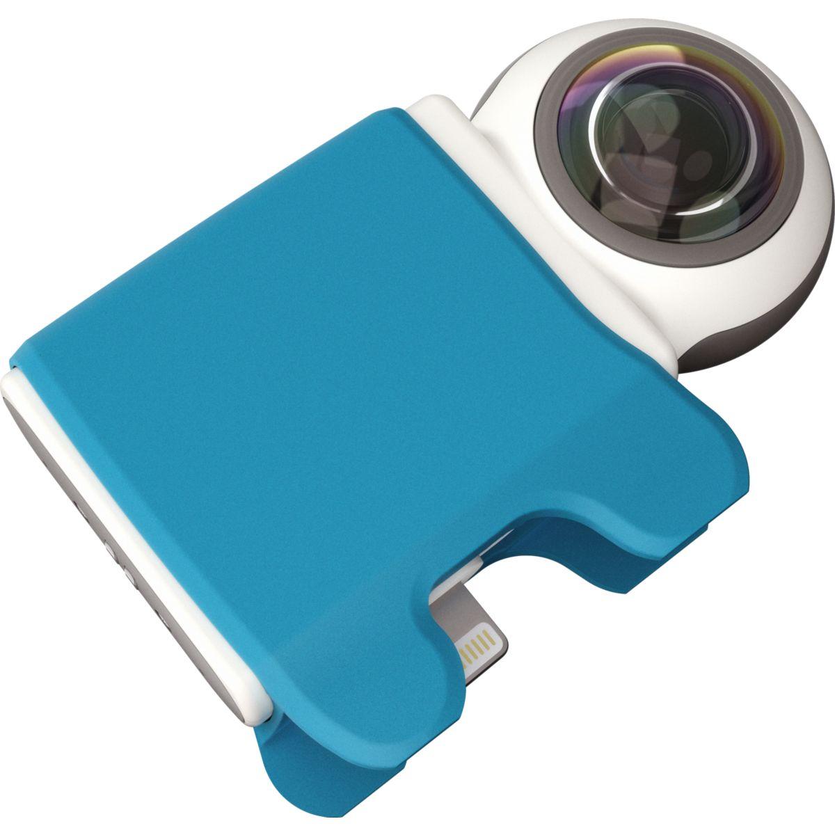 Caméra 360° GIROPTIC iO pour IPhone et I