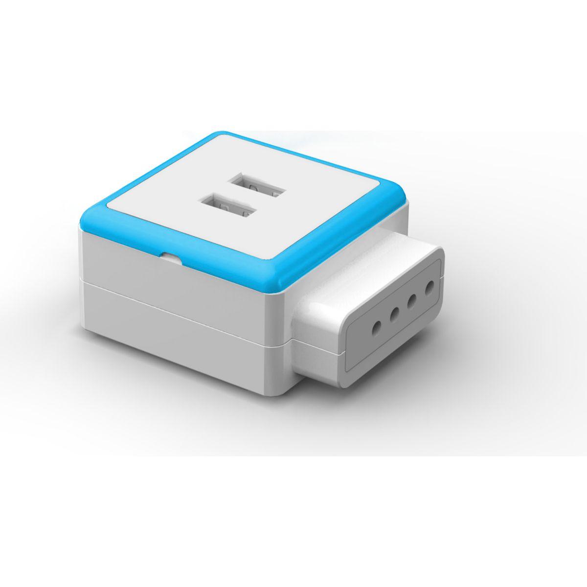 Multiprise USB MODULOPLUG MODULE 2 USB