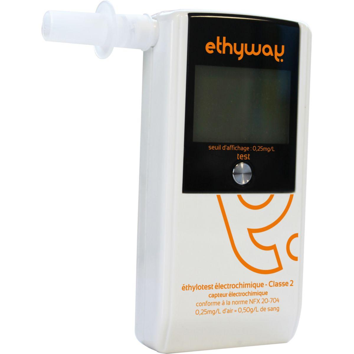 Ethylotest ETHYLEC Ethyway Electronique (photo)