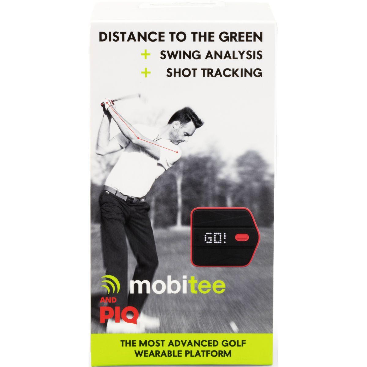 Capteur PIQ connecté Mobitee pour golf