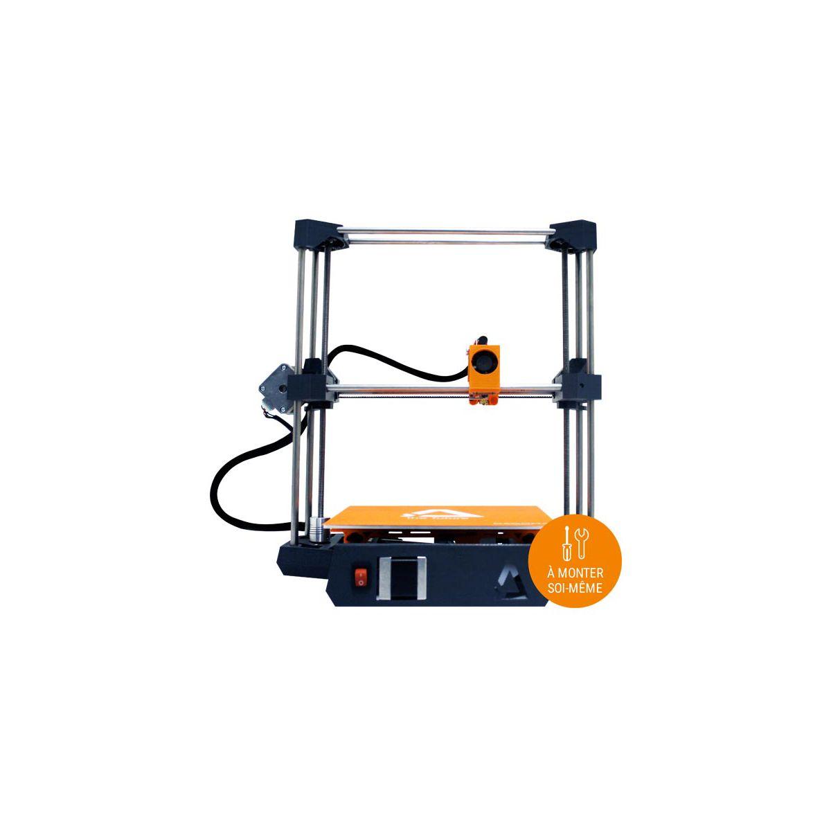 Imprimante 3D DAGOMA Discovery 200 kit (photo)