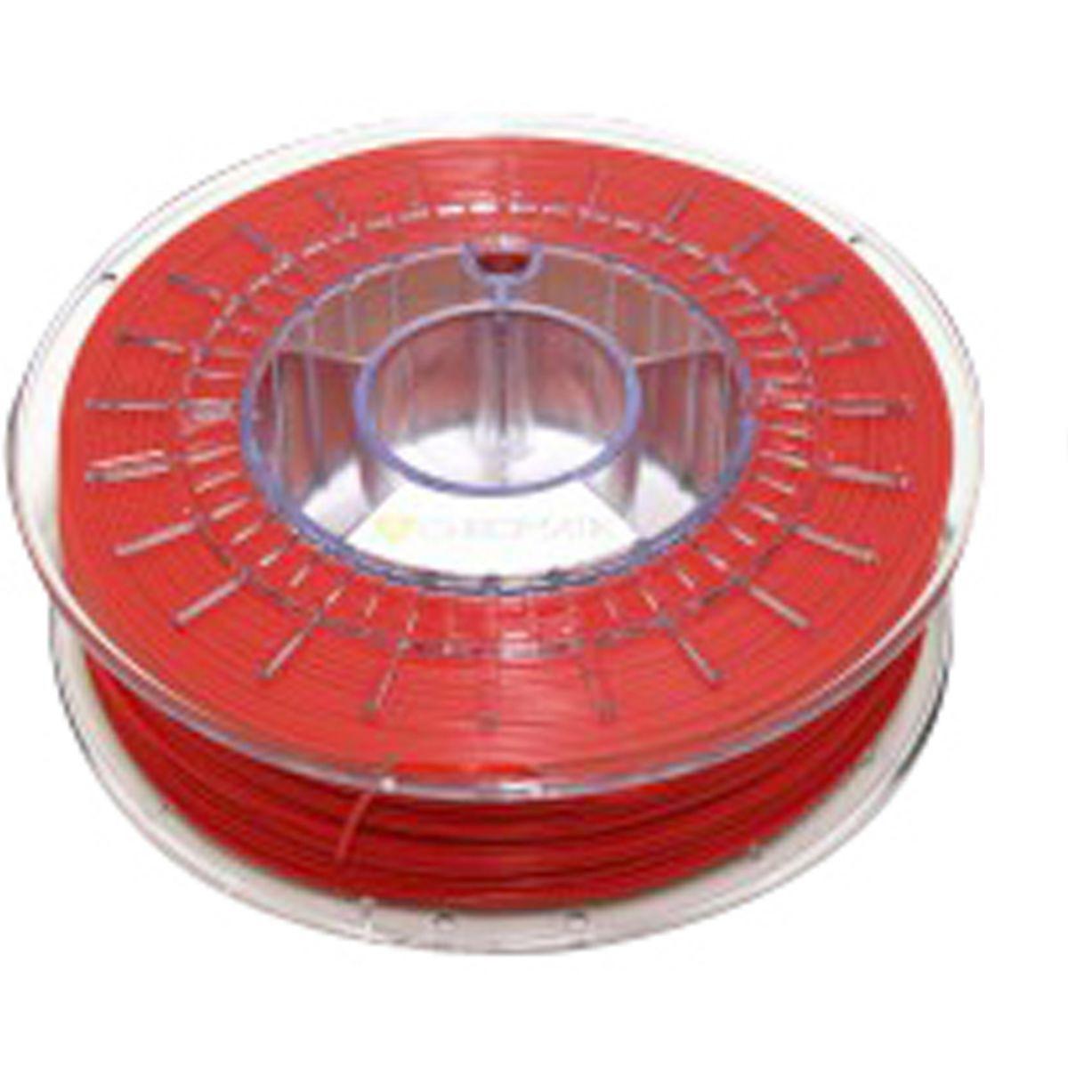 Cartouche DAGOMA Filament PLA Chromatik Rouge pompier