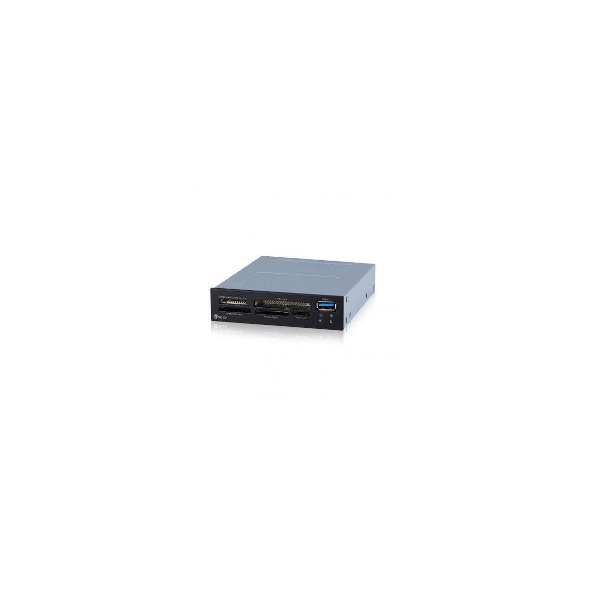 Lecteur HEDEN cartes internes 3.5'' USB3