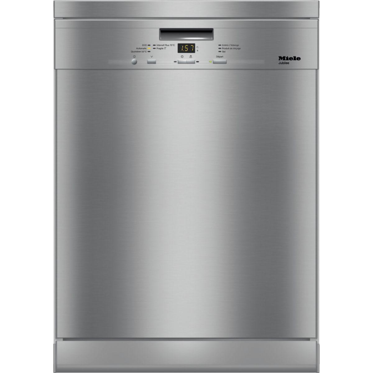 Lave-vaisselle 60cm MIELE G 4942 SC FRONT INOX (photo)