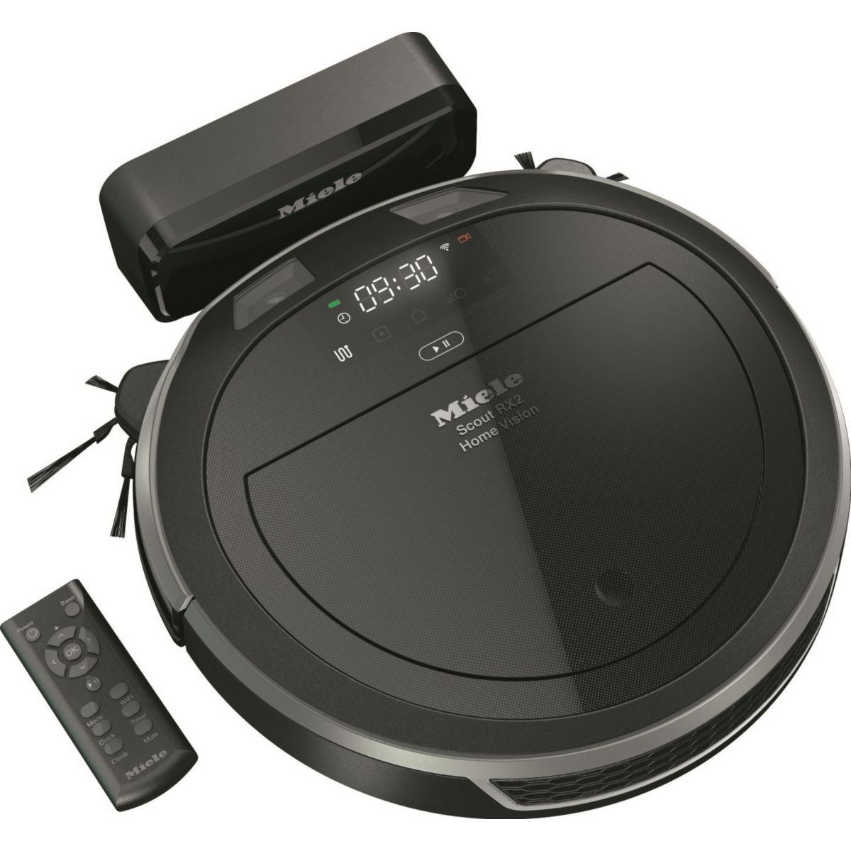 Aspirateur robot MIELE Scout RX2 Home Vision