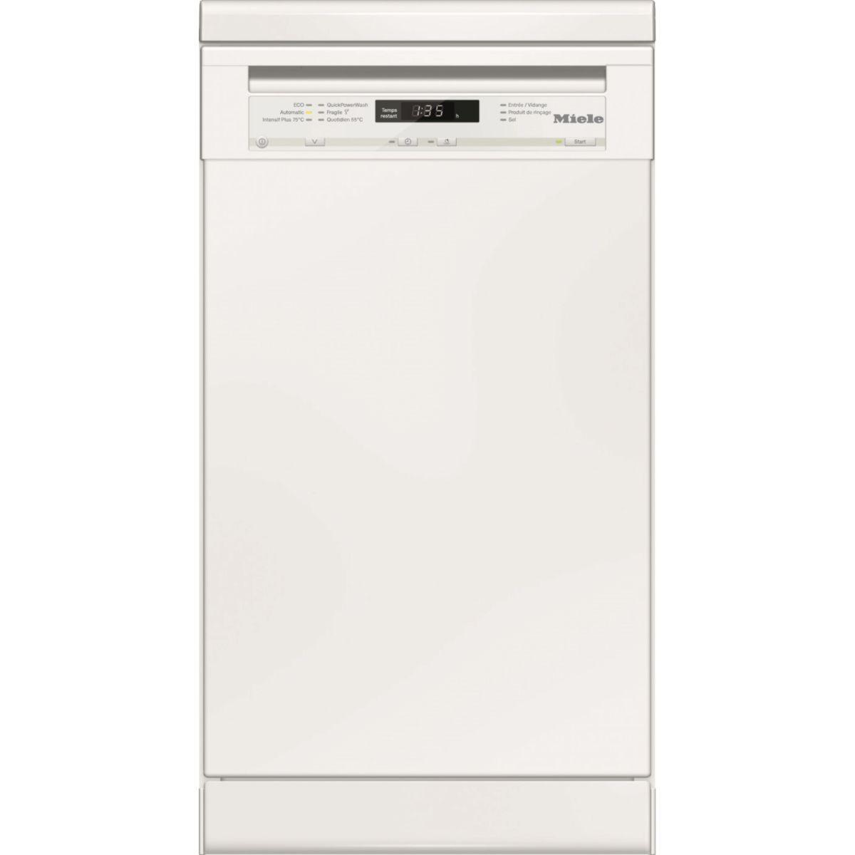 Lave vaisselle 45 cm MIELE G 4722 SC