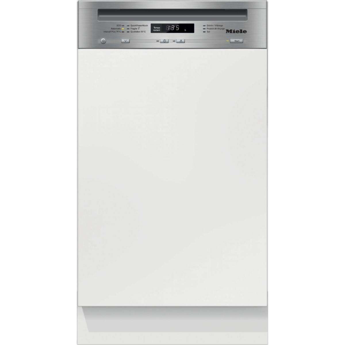 Lave vaisselle encastrable MIELE G4722SCI IN