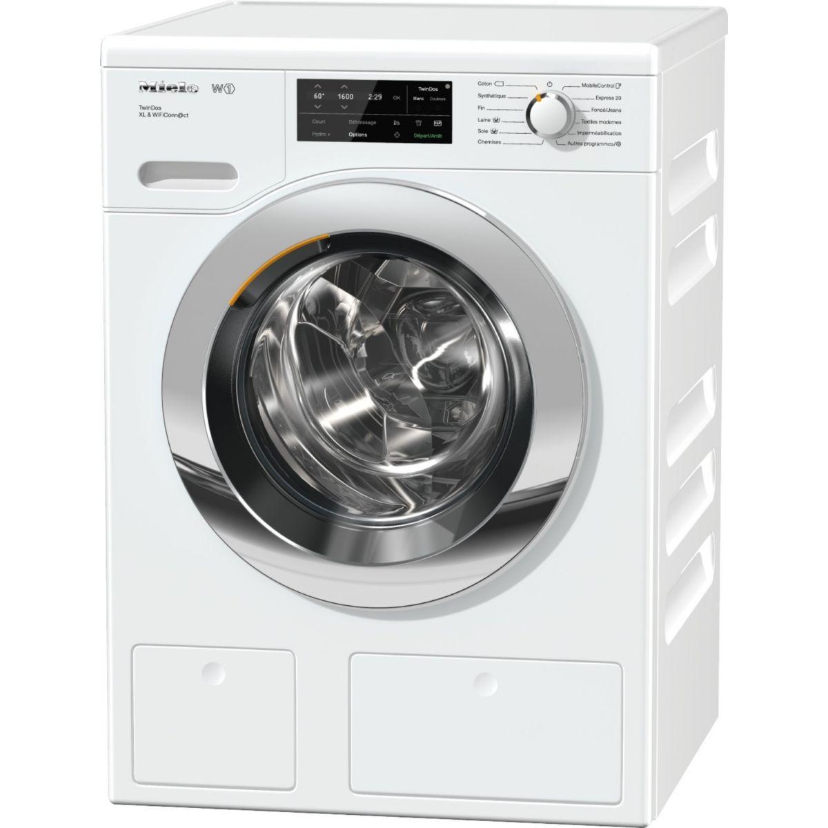 Lave linge hublot MIELE WCI 660