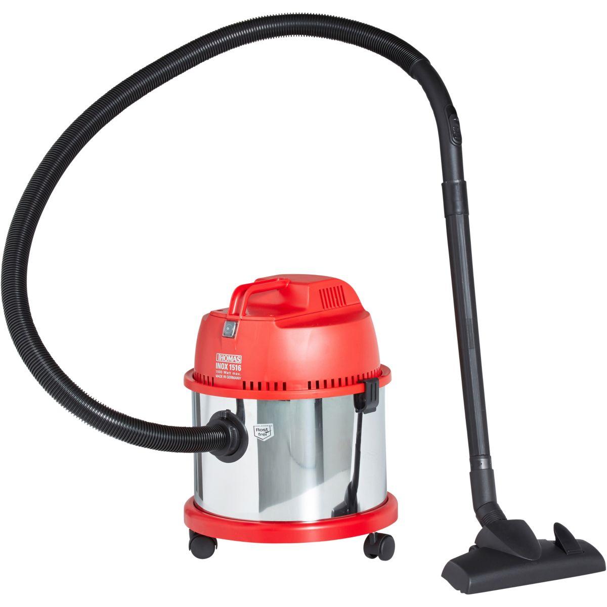 Aspirateur eau et poussière THOMAS INOX 1516