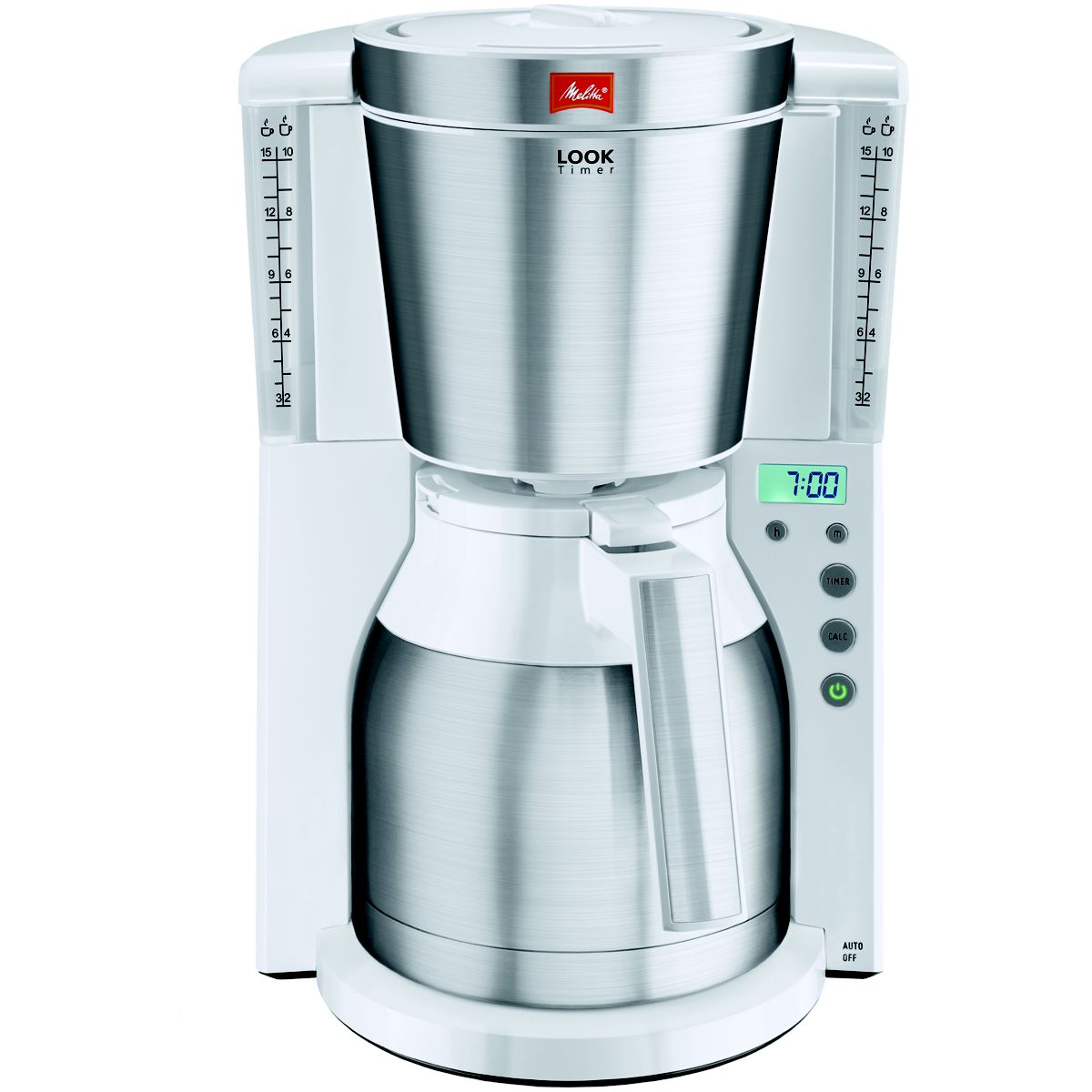 Caf-Thermos MELITTA LOOK IV THERM TIMER (photo)