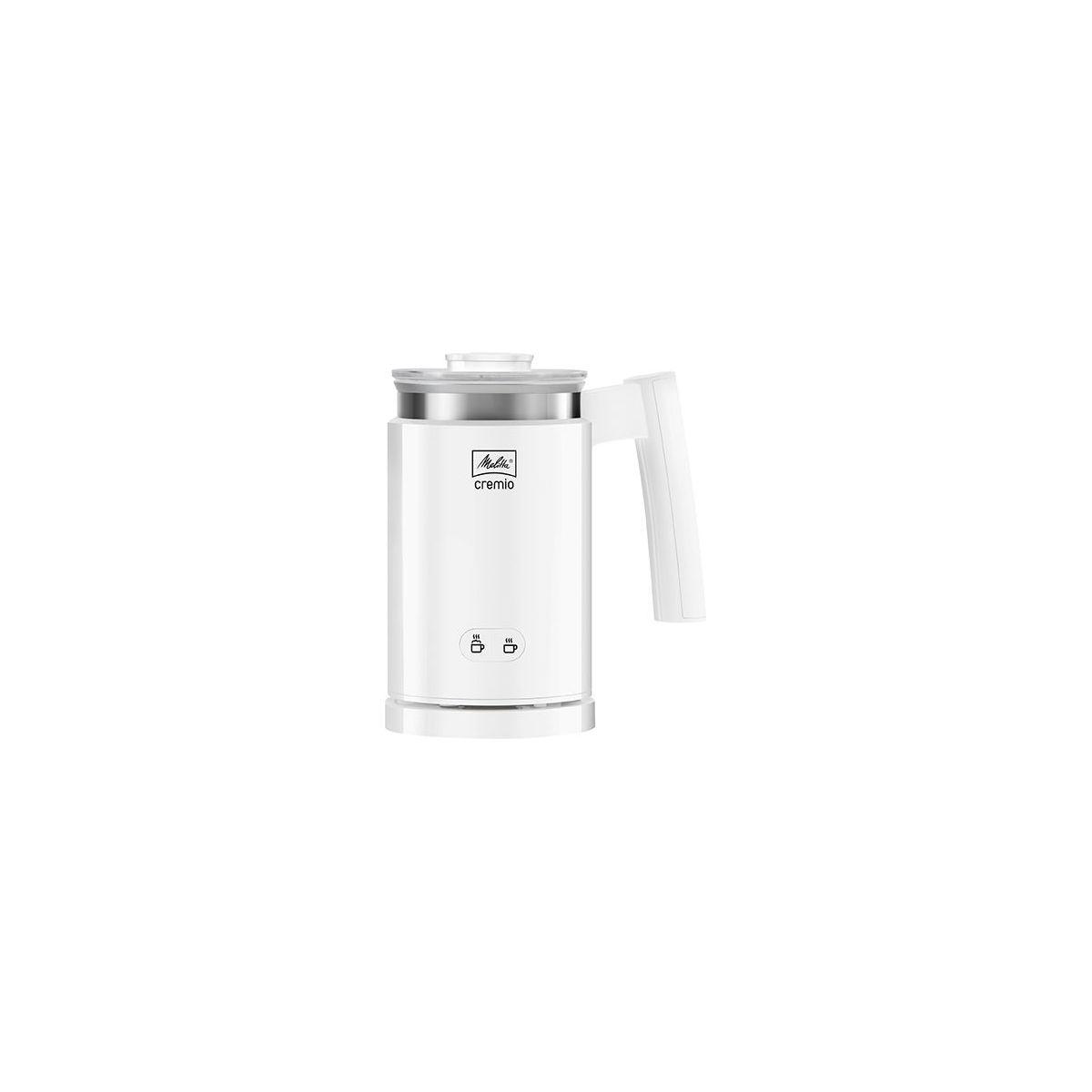 Mousseur à lait MELITTA Cremio II 1014-01 Blanc
