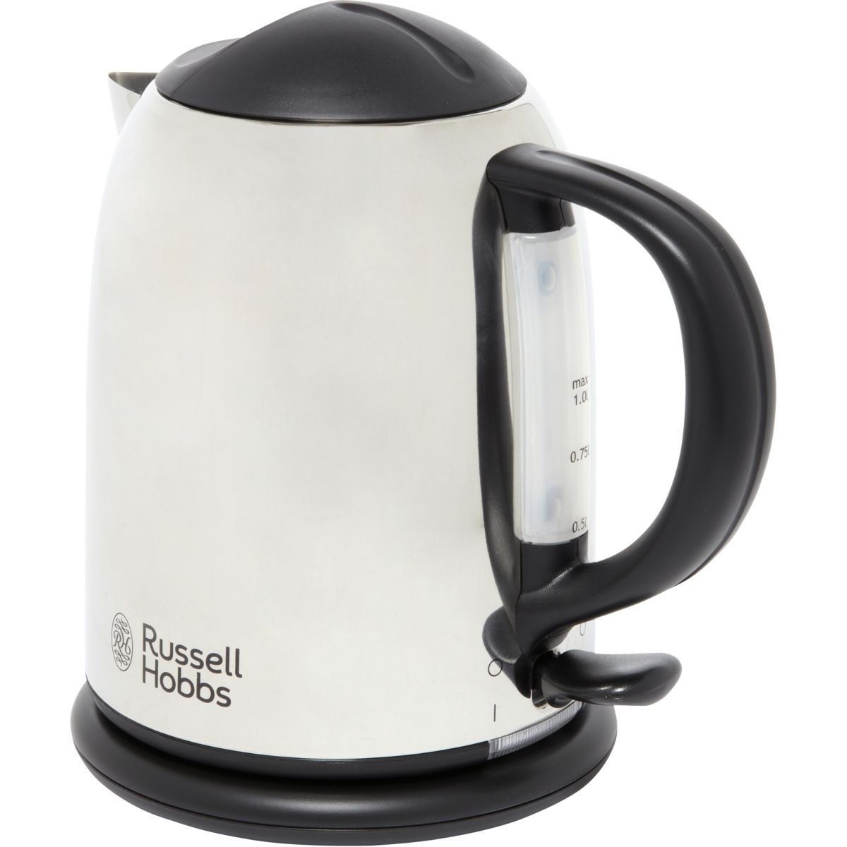 Bouilloire sans fil RUSSELL HOBBS Chester Inox (photo)