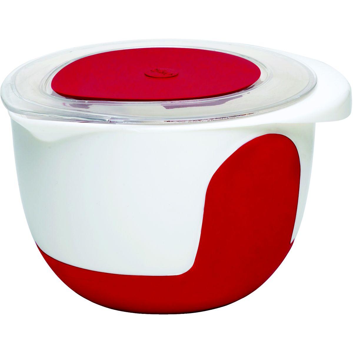 Bol EMSA Mix & Bake avec couvercle 2L bl (photo)