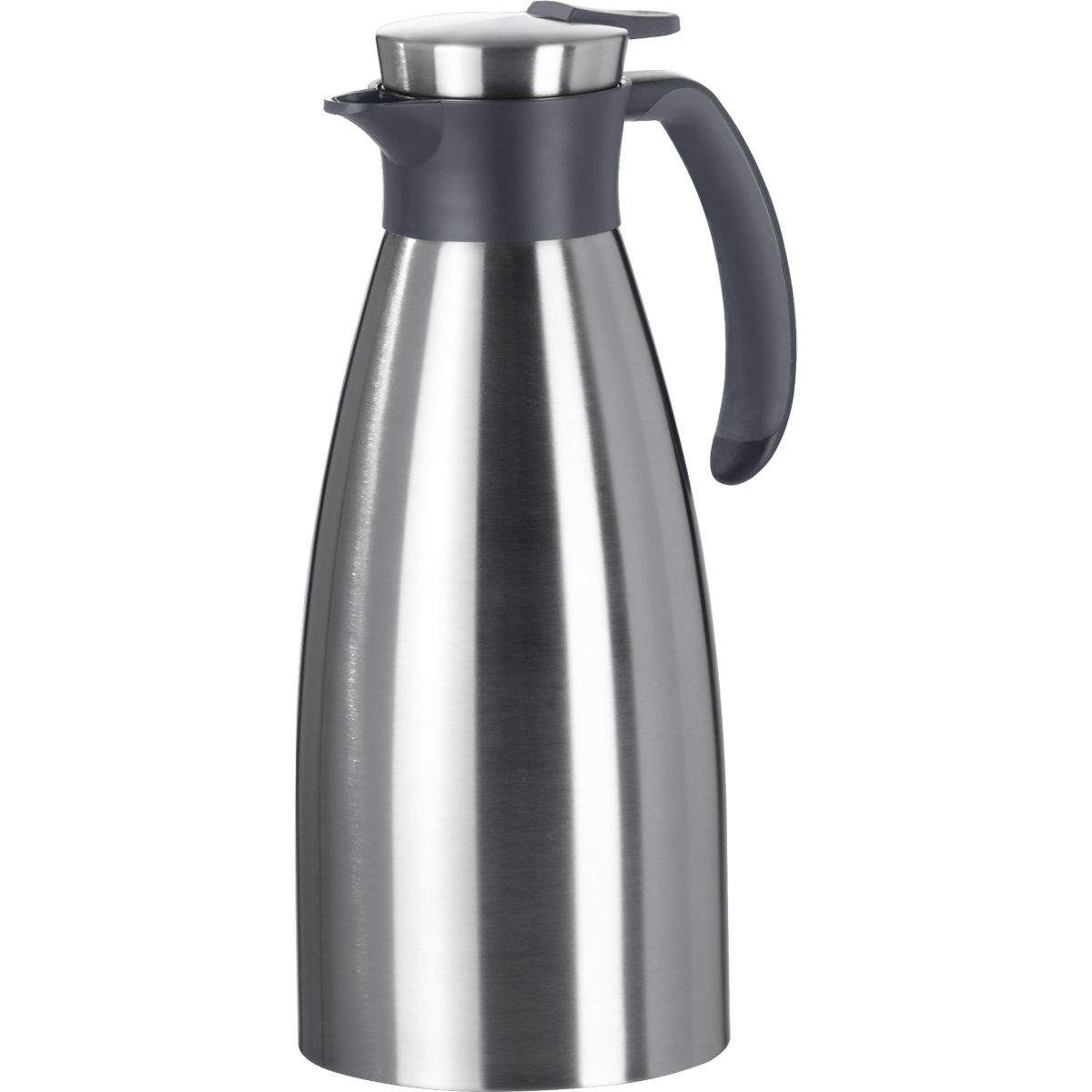 Bouteille isotherme EMSA isotherme inox/noir 1.5L