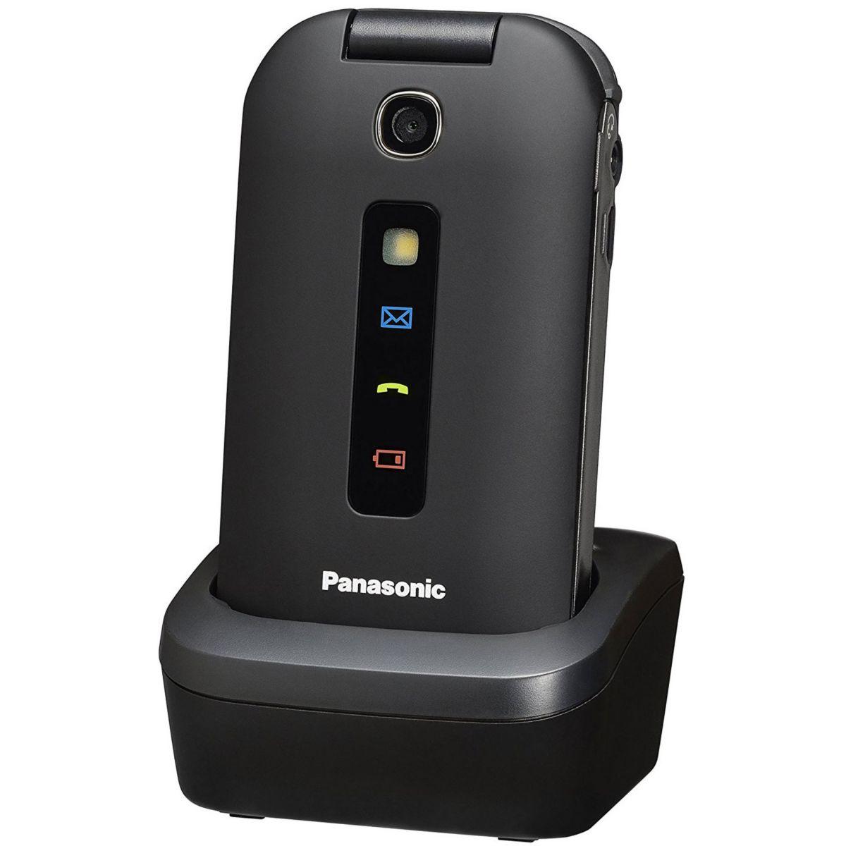 Téléphone portable PANASONIC TU339 Noir