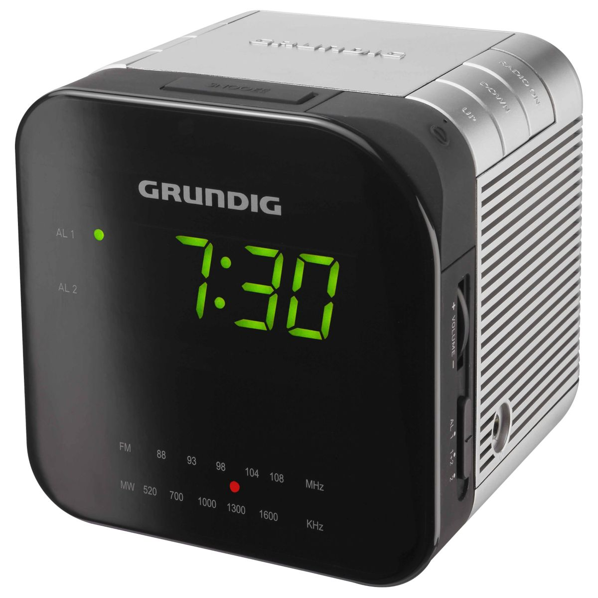 Radio-réveil GRUNDIG SC 590 (photo)