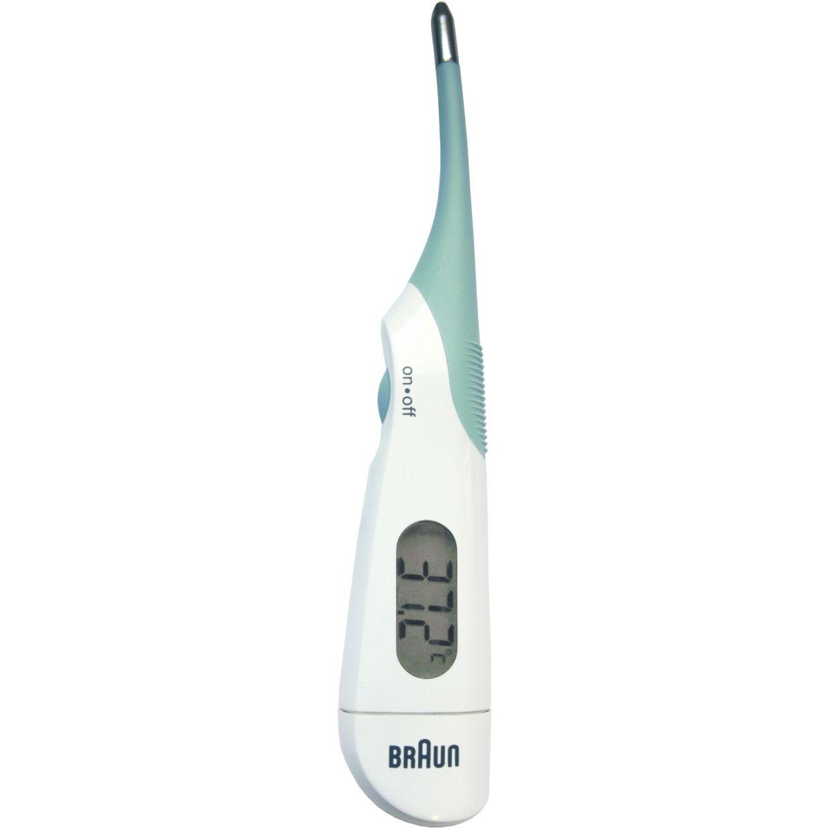 Thermomètre BRAUN PRT1000 Digital High S