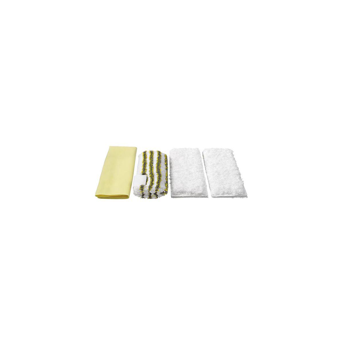 Lingette KARCHER Set de nettoyage pour la salle de bain