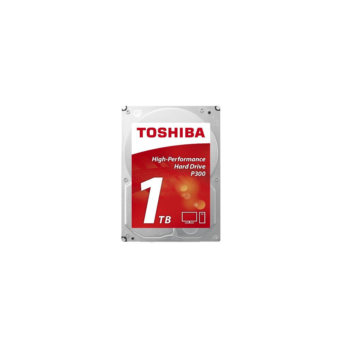 Disque TOSHIBA 3,5'' 1To P300